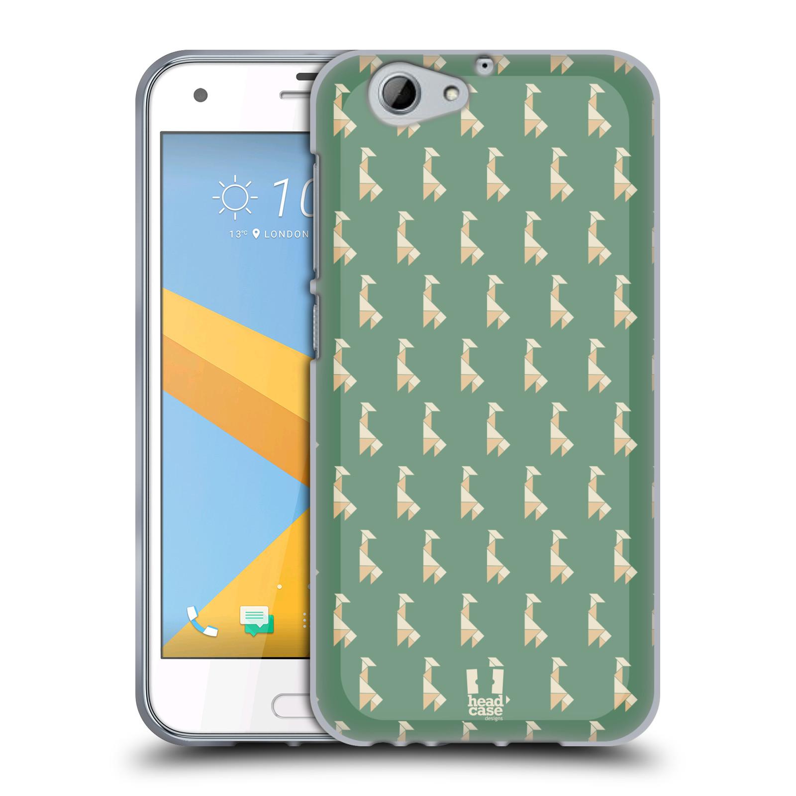 HEAD-CASE-DESIGNS-STAMPE-ANIMALI-TANGRAM-COVER-MORBIDA-IN-GEL-PER-HTC-ONE-A9s