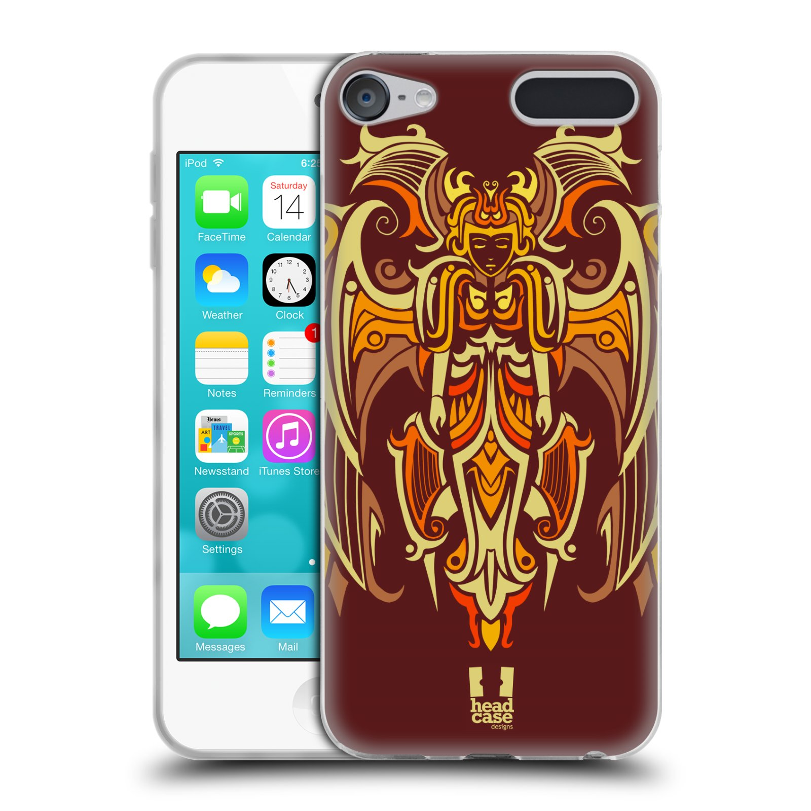 Taki Taki Lumba Mp3 Audio: HEAD CASE DESIGNS TRIBAL ANGELS SOFT GEL CASE FOR APPLE