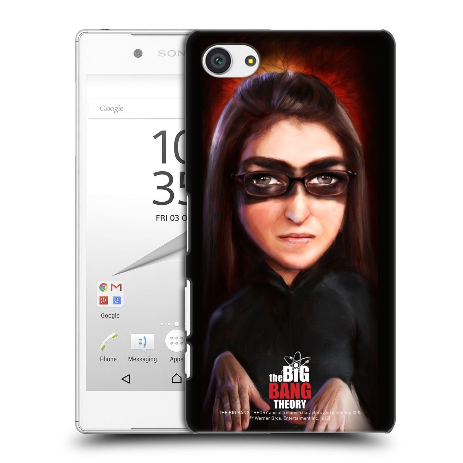 Pouzdro na mobil Sony Xperia Z5 COMPACT - HEAD CASE - Big Bang Theory - Amy Farrah Fowler