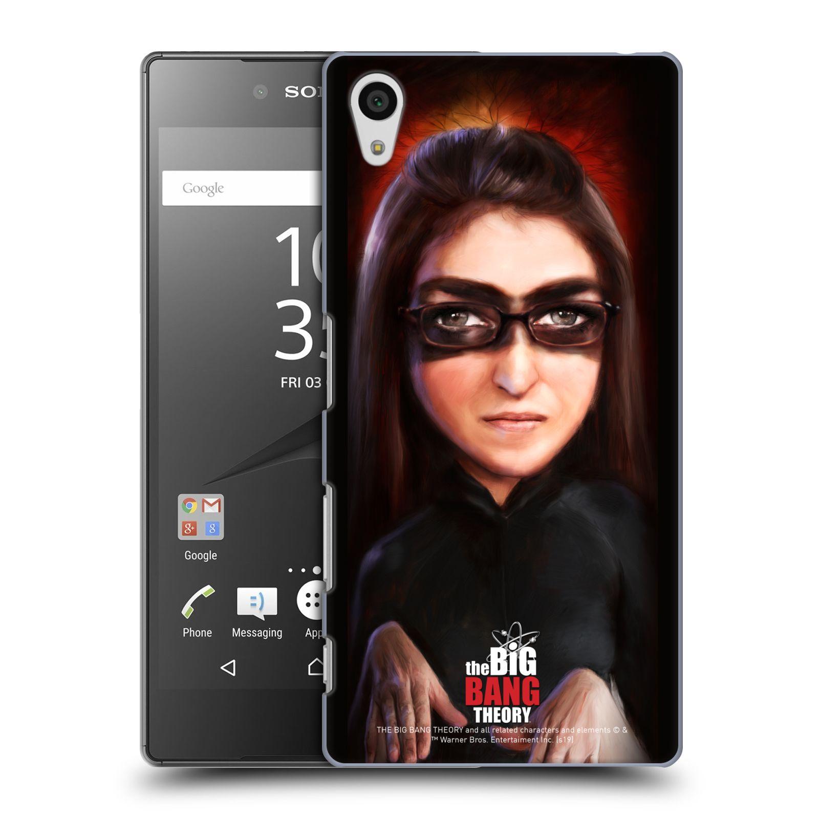 Pouzdro na mobil Sony Xperia Z5 - HEAD CASE - Big Bang Theory - Amy Farrah Fowler