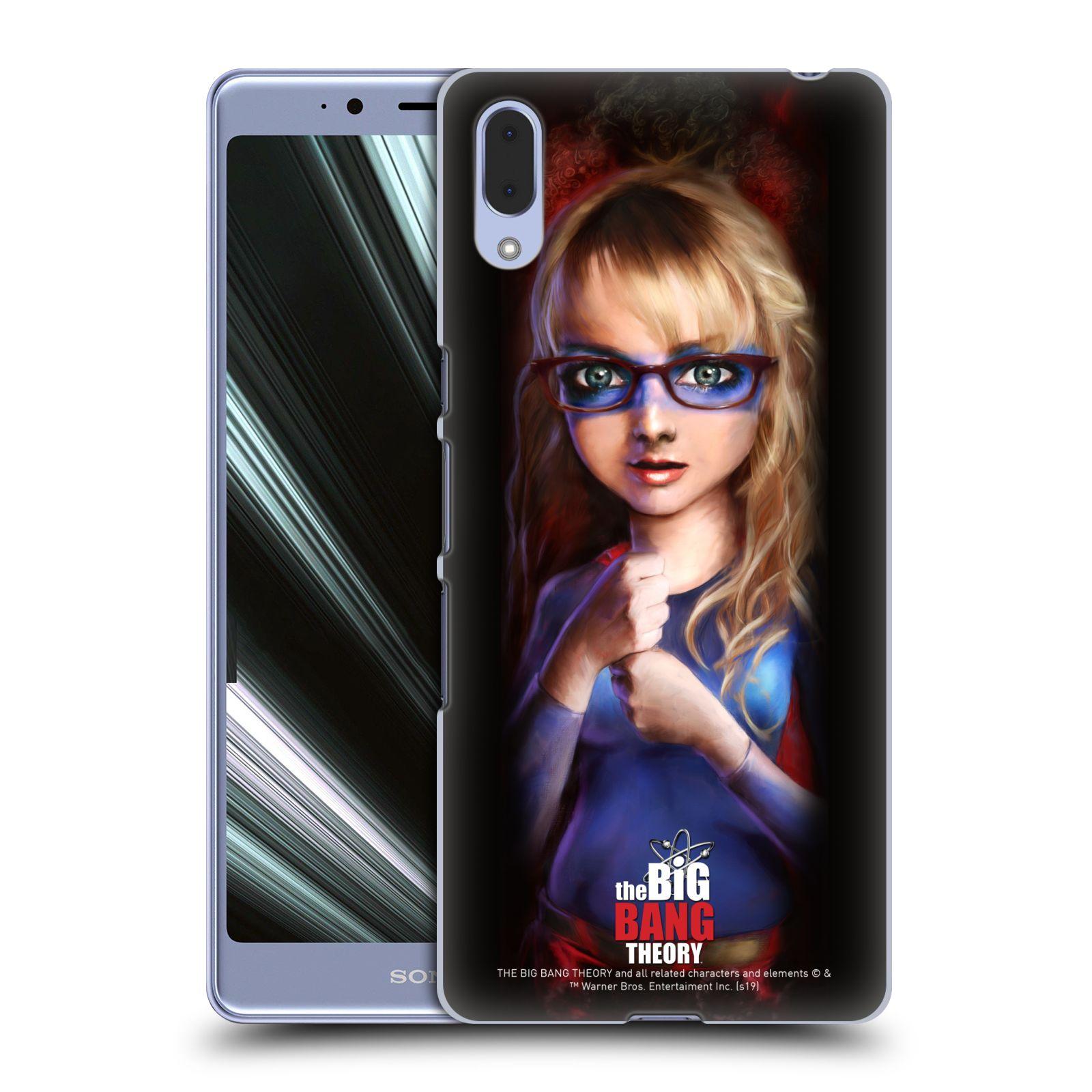Pouzdro na mobil Sony Xperia L3 - HEAD CASE - Big Bang Theory - Bernadette Rostenkowski