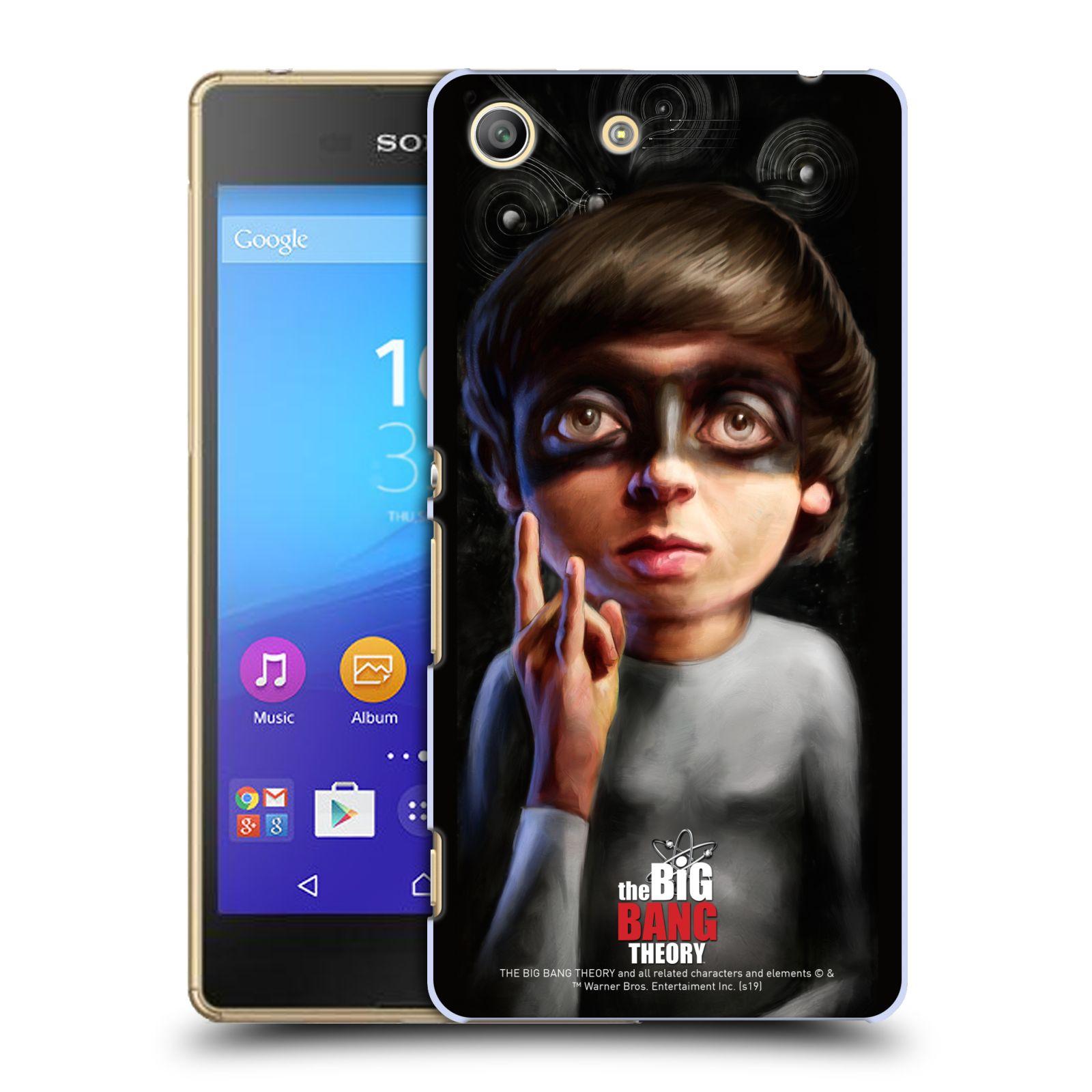 Pouzdro na mobil Sony Xperia M5 - HEAD CASE - Big Bang Theory - Howard Wolowitz