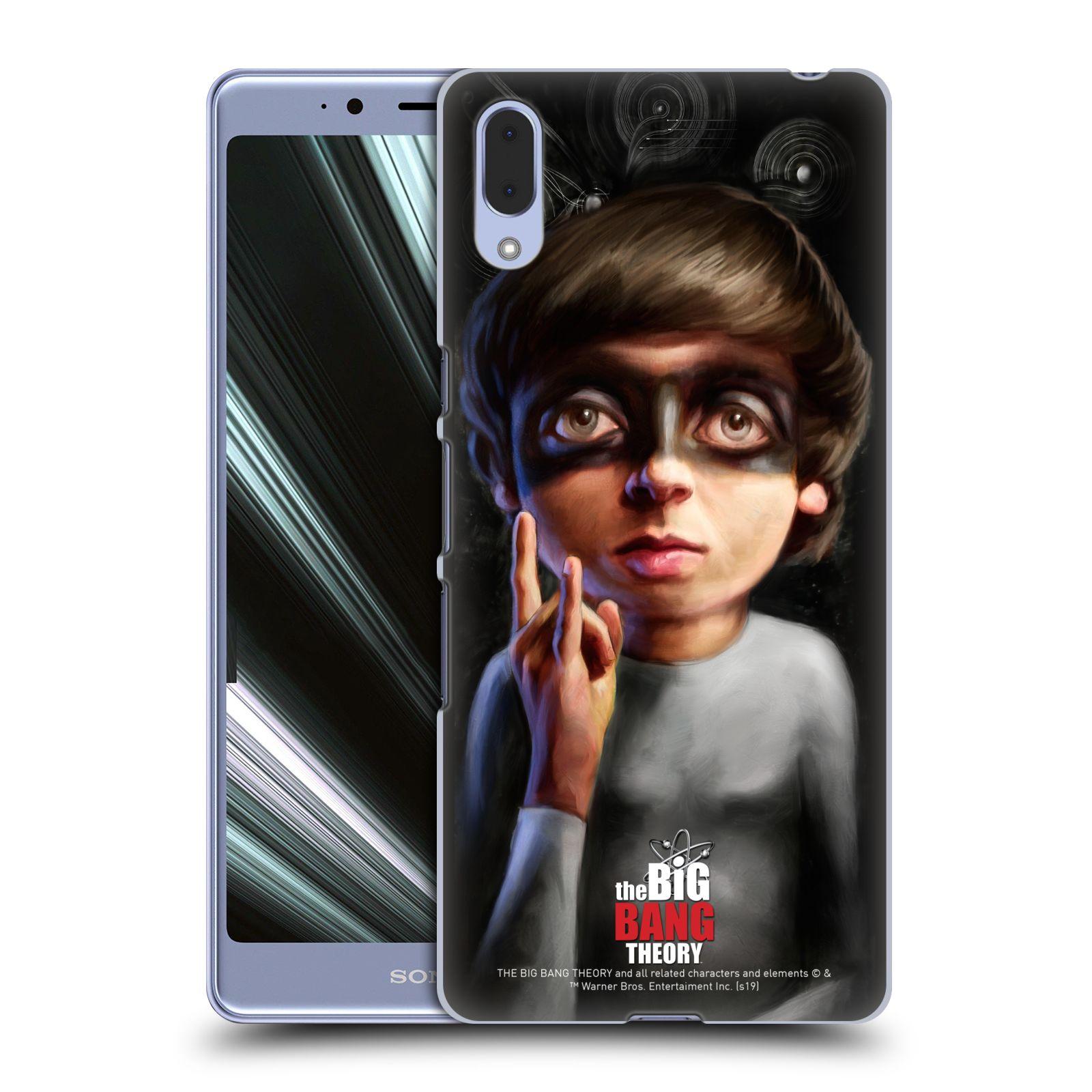 Pouzdro na mobil Sony Xperia L3 - HEAD CASE - Big Bang Theory - Howard Wolowitz