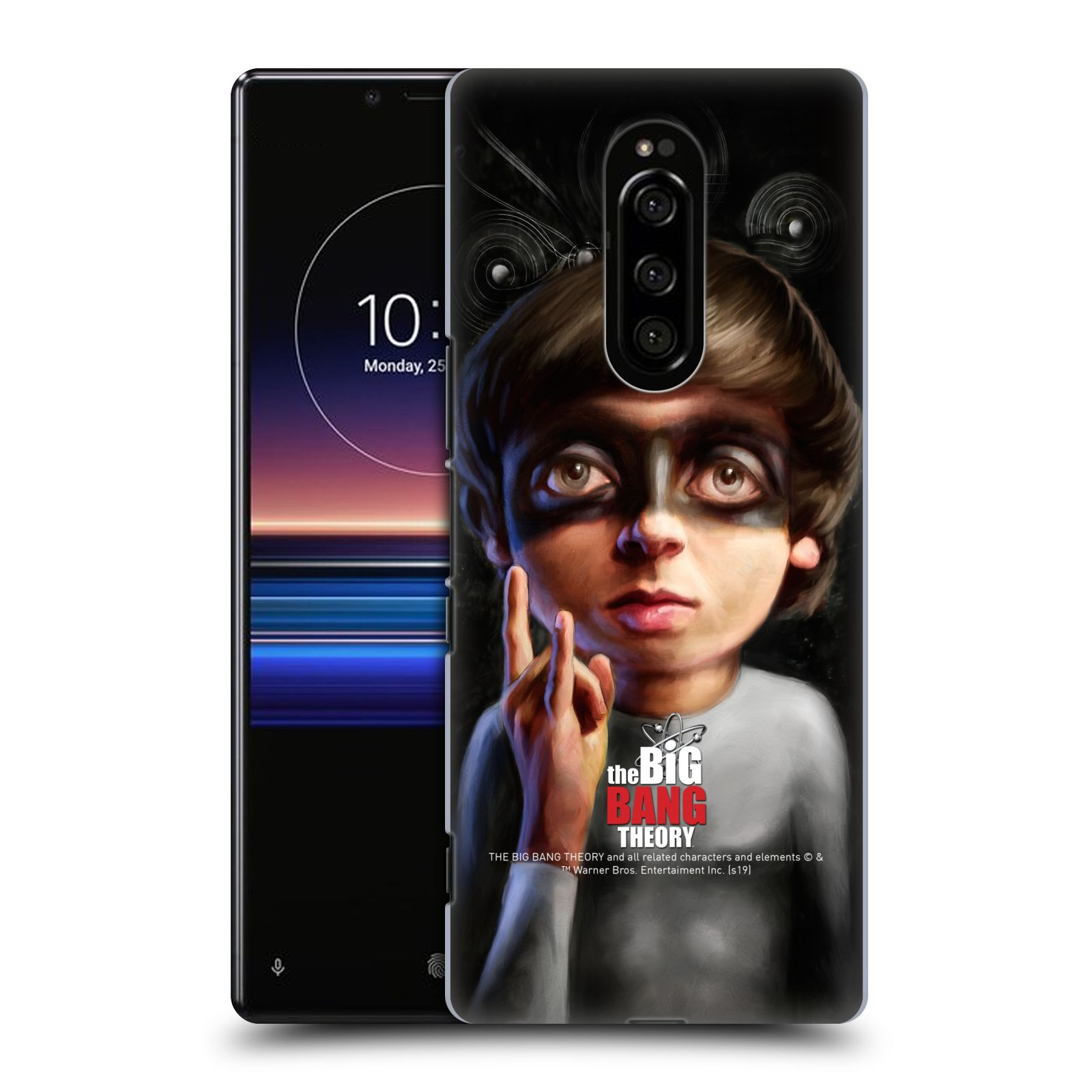 Pouzdro na mobil Sony Xperia 1 - HEAD CASE - Big Bang Theory - Howard Wolowitz