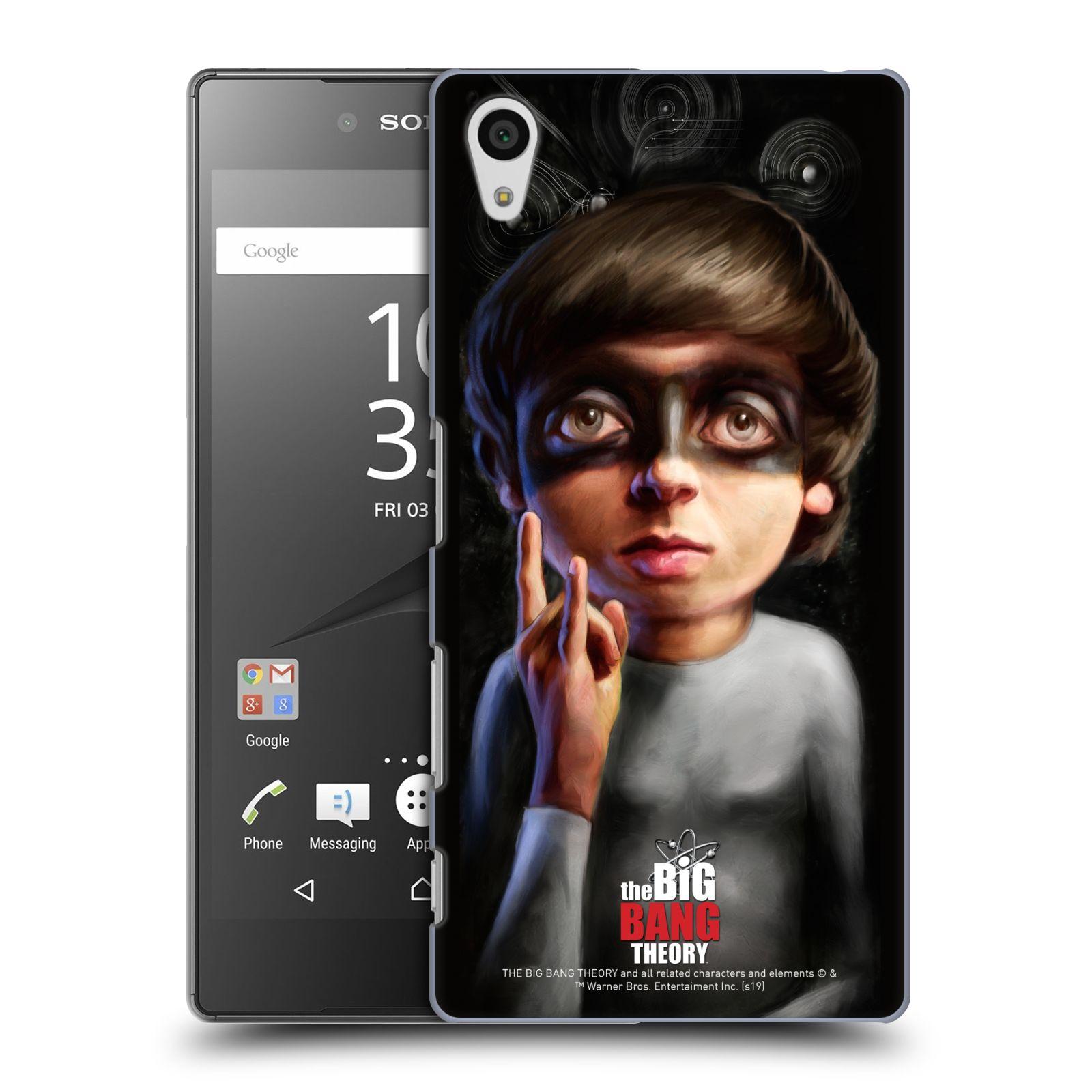 Pouzdro na mobil Sony Xperia Z5 - HEAD CASE - Big Bang Theory - Howard Wolowitz