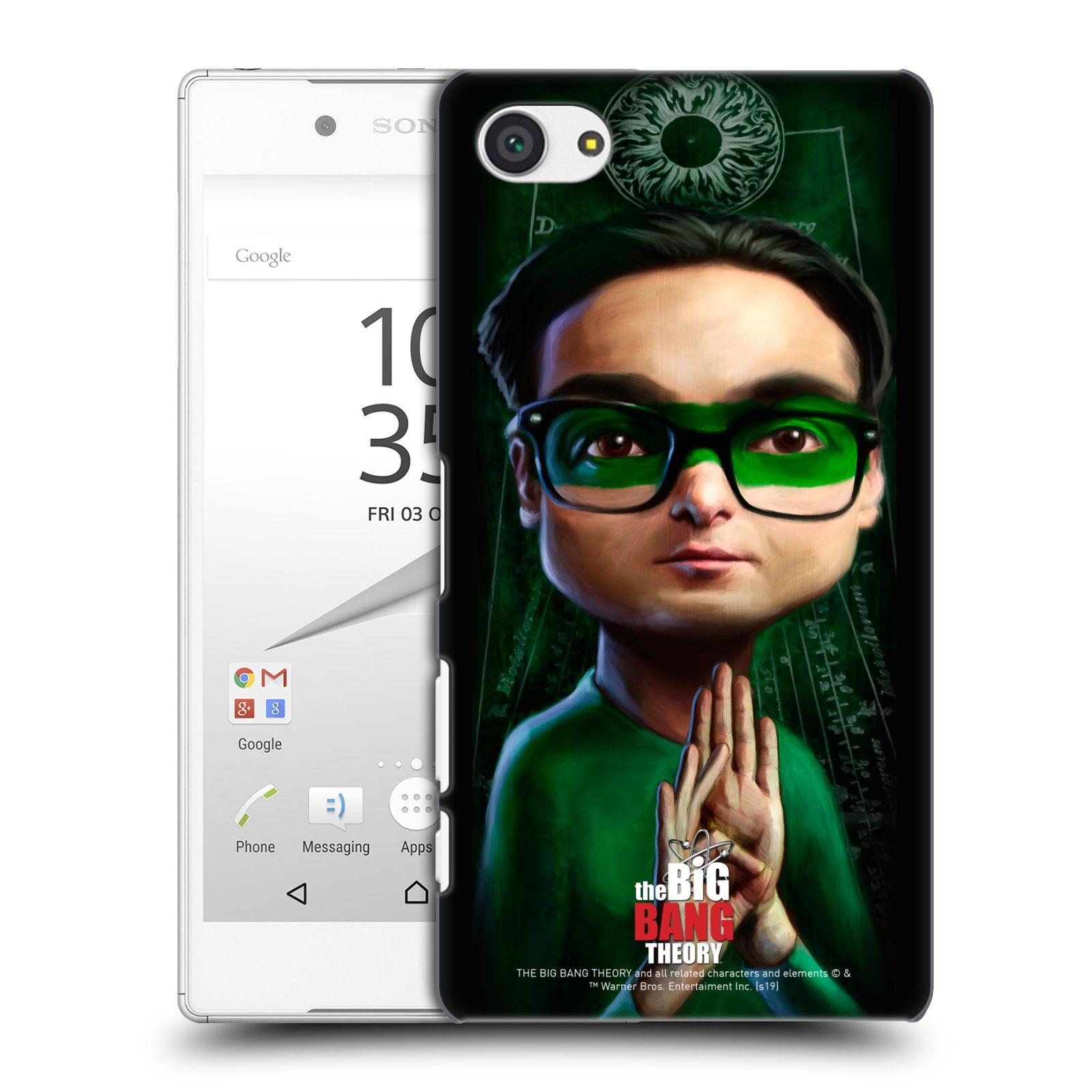 Pouzdro na mobil Sony Xperia Z5 COMPACT - HEAD CASE - Big Bang Theory - Leonard Hofstadter