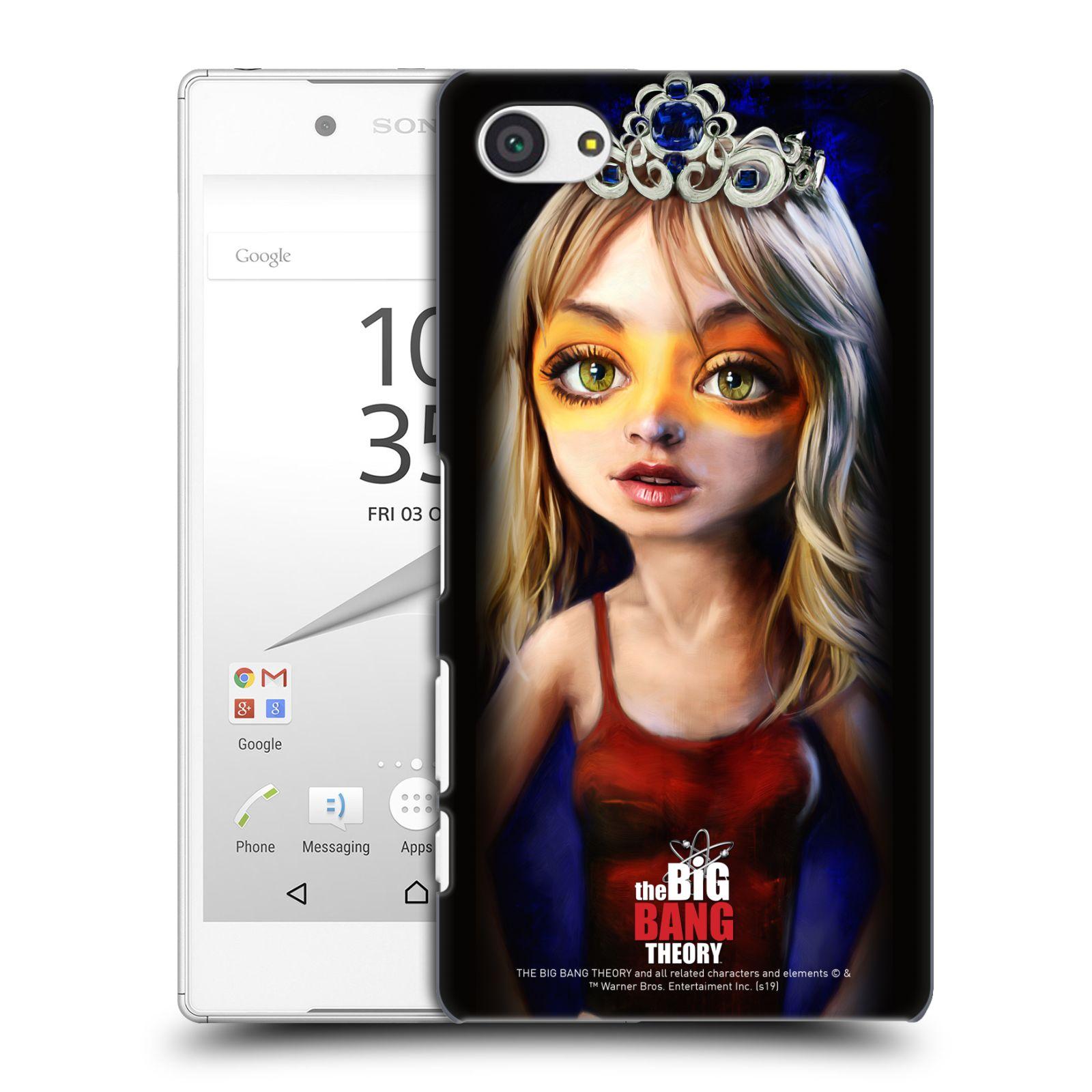 Pouzdro na mobil Sony Xperia Z5 COMPACT - HEAD CASE - Big Bang Theory - Penny