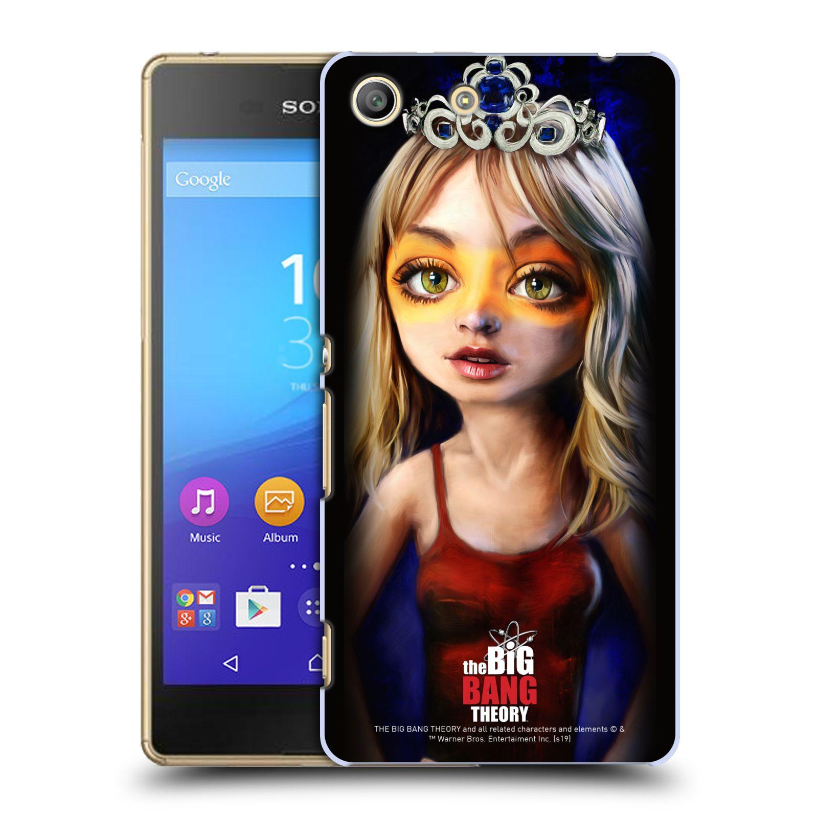 Pouzdro na mobil Sony Xperia M5 - HEAD CASE - Big Bang Theory - Penny