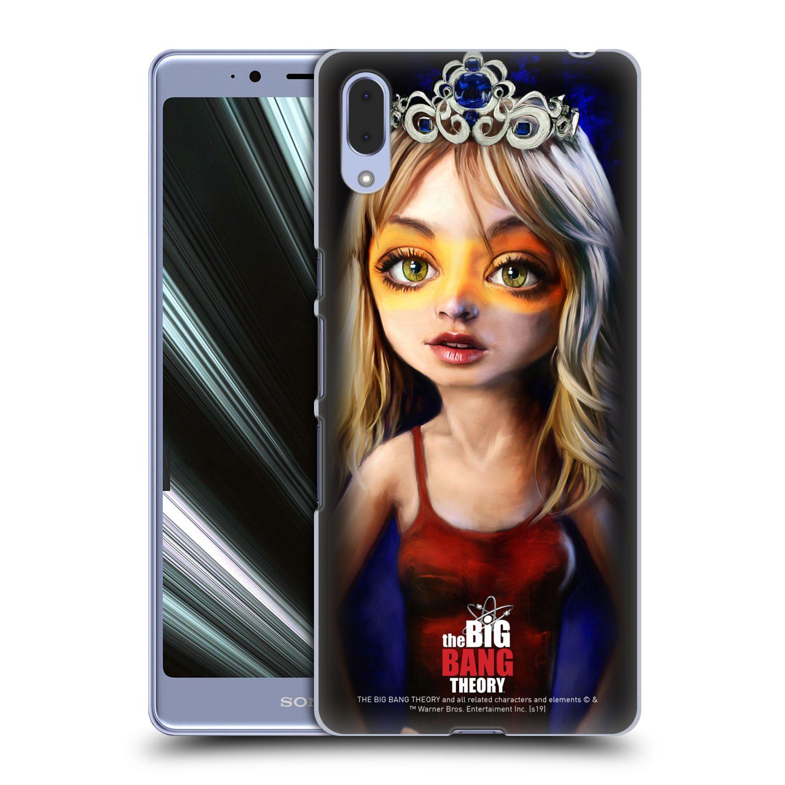 Pouzdro na mobil Sony Xperia L3 - HEAD CASE - Big Bang Theory - Penny