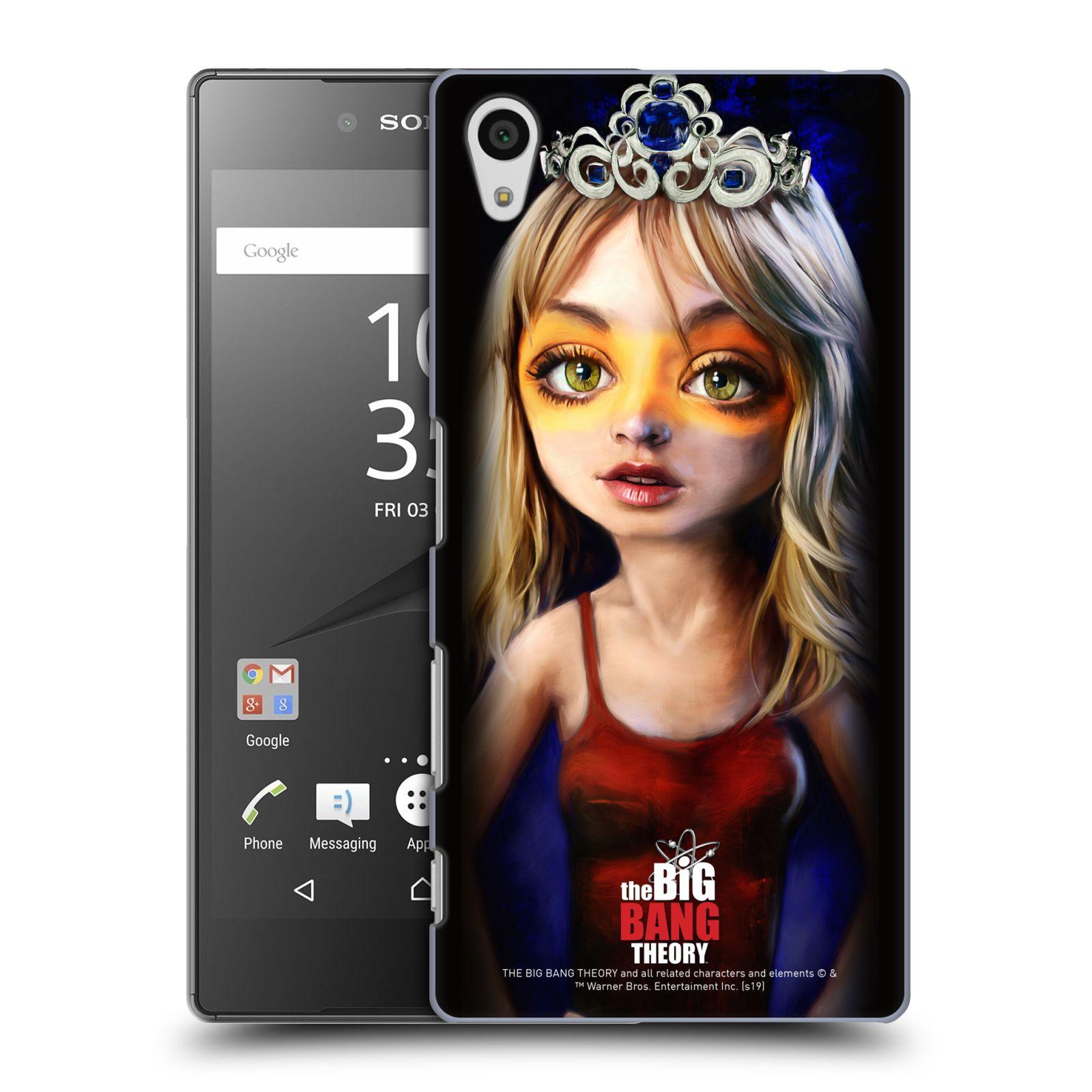 Pouzdro na mobil Sony Xperia Z5 - HEAD CASE - Big Bang Theory - Penny