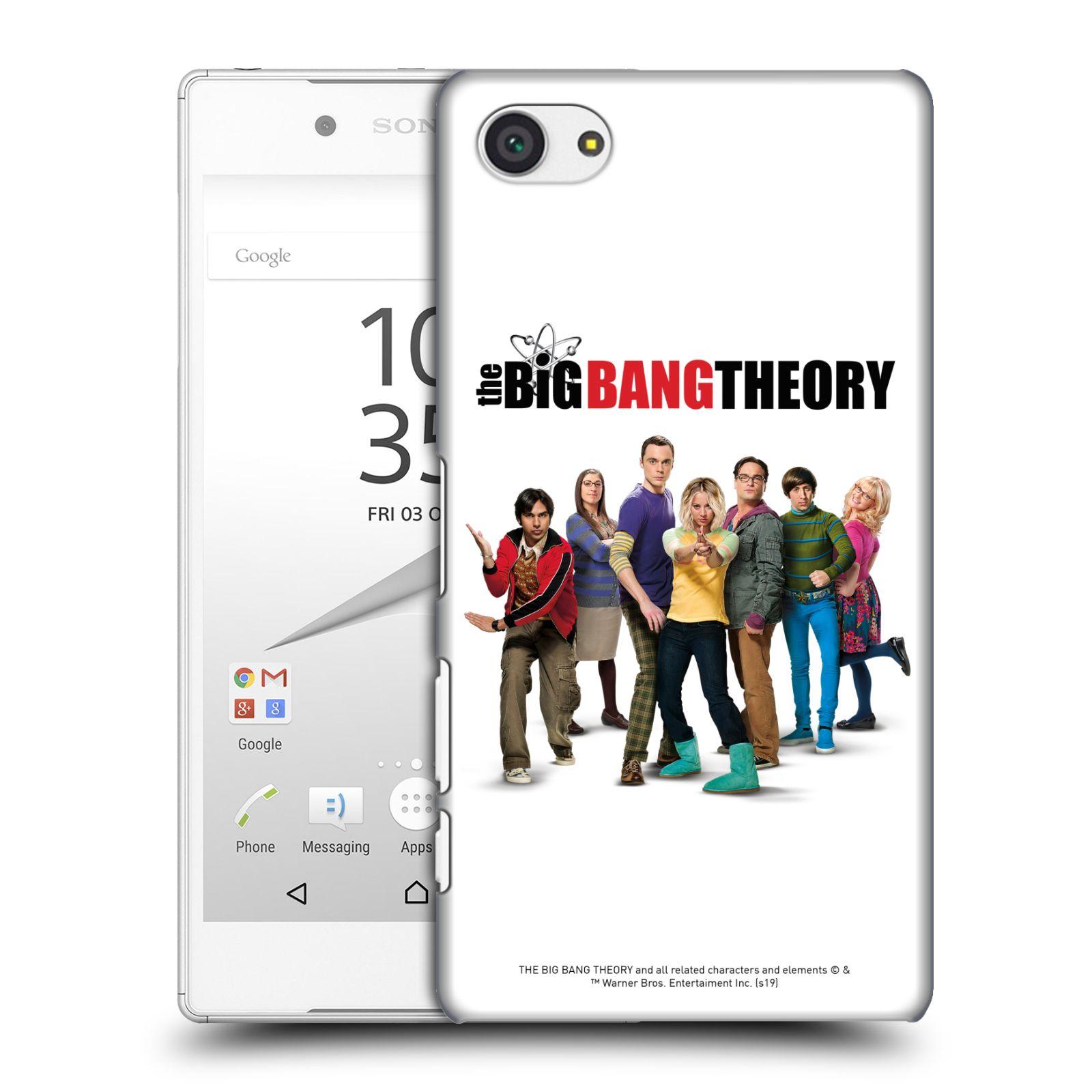 Pouzdro na mobil Sony Xperia Z5 COMPACT - HEAD CASE - Big Bang Theory - 10. sezóna