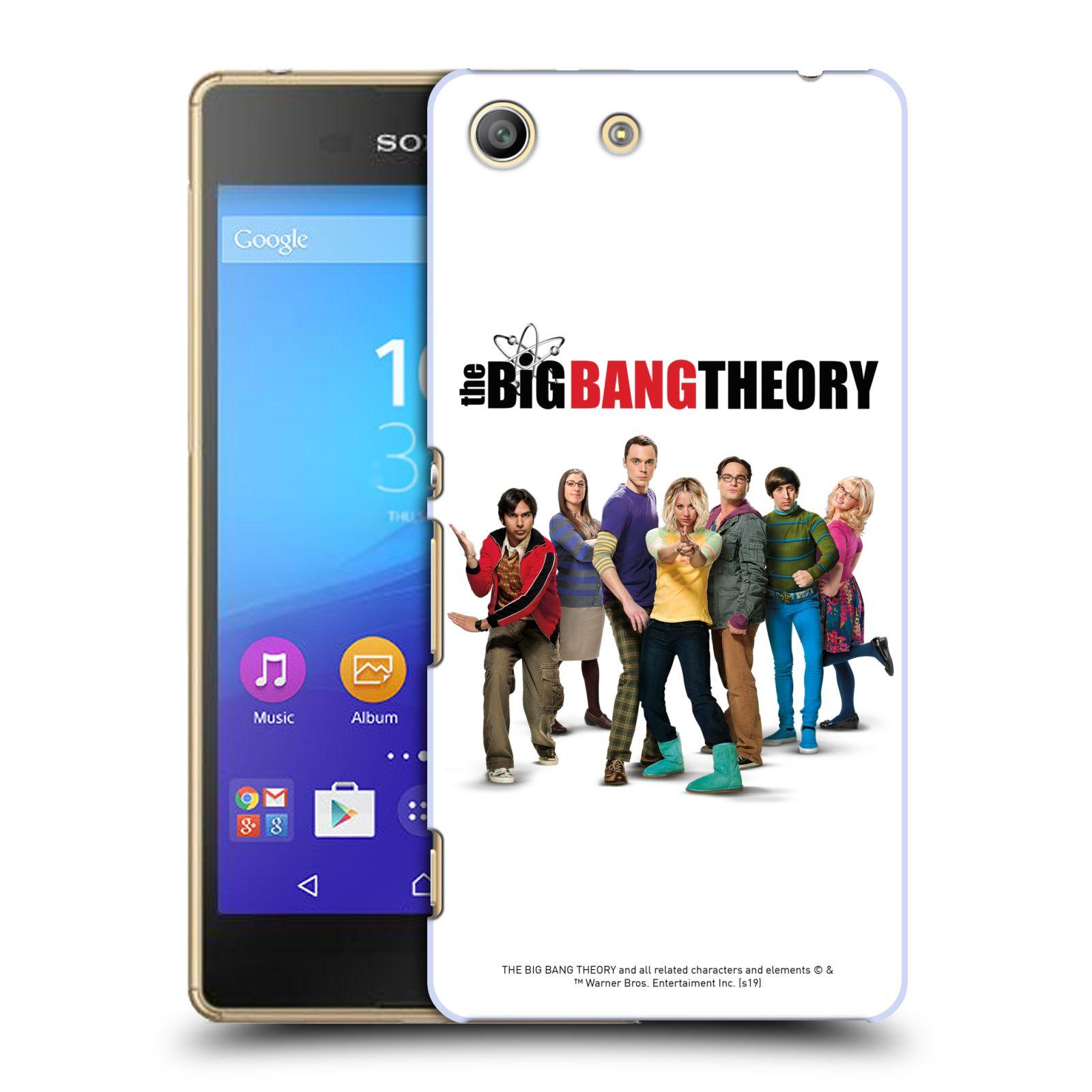 Pouzdro na mobil Sony Xperia M5 - HEAD CASE - Big Bang Theory - 10. sezóna