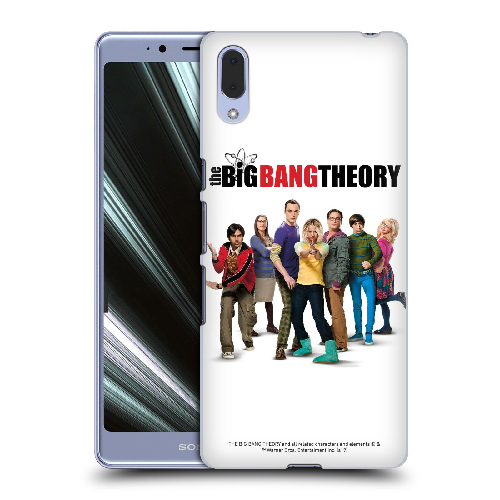 Pouzdro na mobil Sony Xperia L3 - HEAD CASE - Big Bang Theory - 10. sezóna