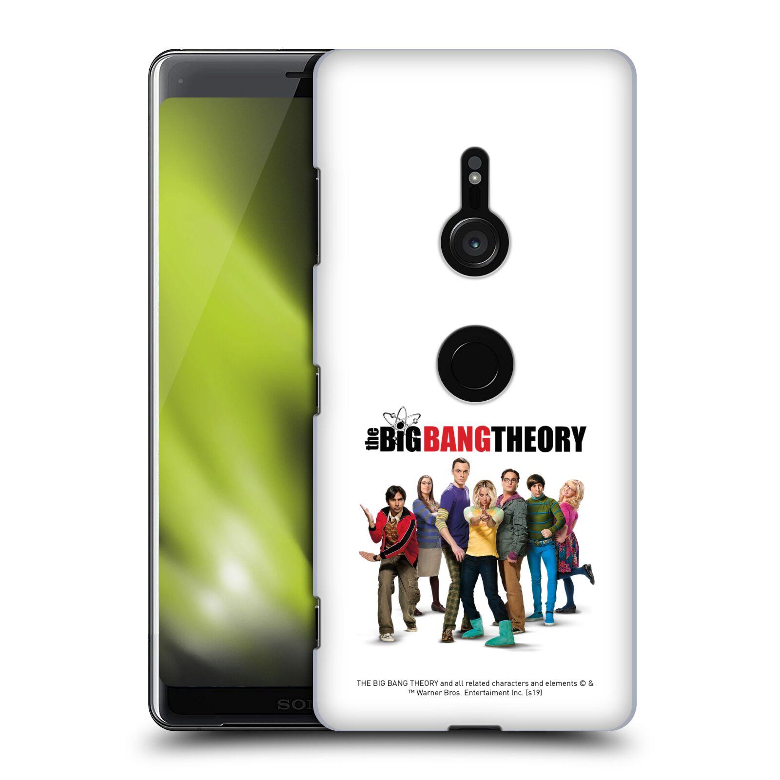 Pouzdro na mobil Sony Xperia XZ3 - HEAD CASE - Big Bang Theory - 10. sezóna