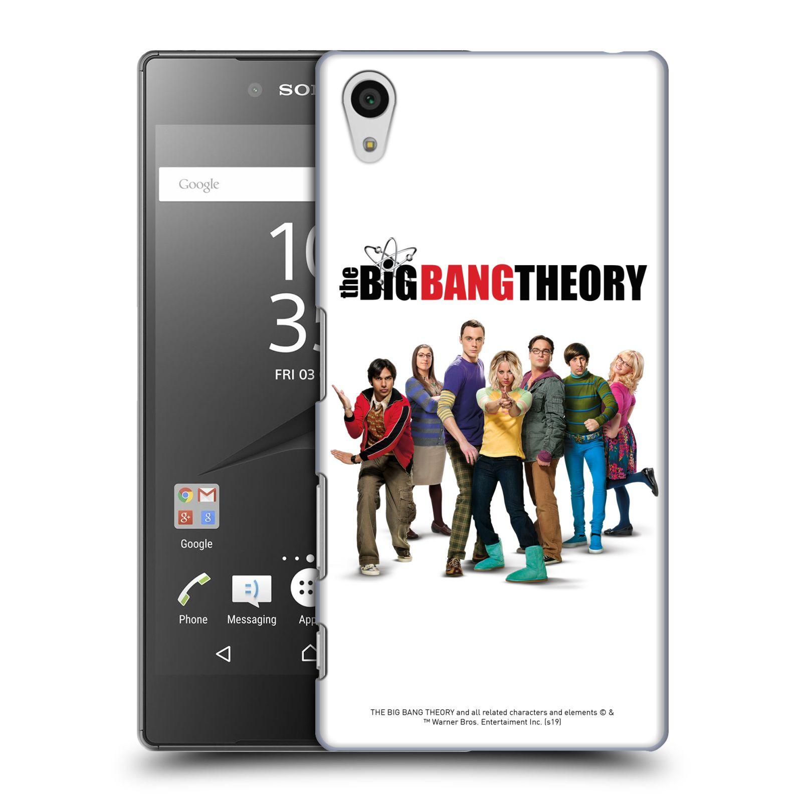 Pouzdro na mobil Sony Xperia Z5 - HEAD CASE - Big Bang Theory - 10. sezóna