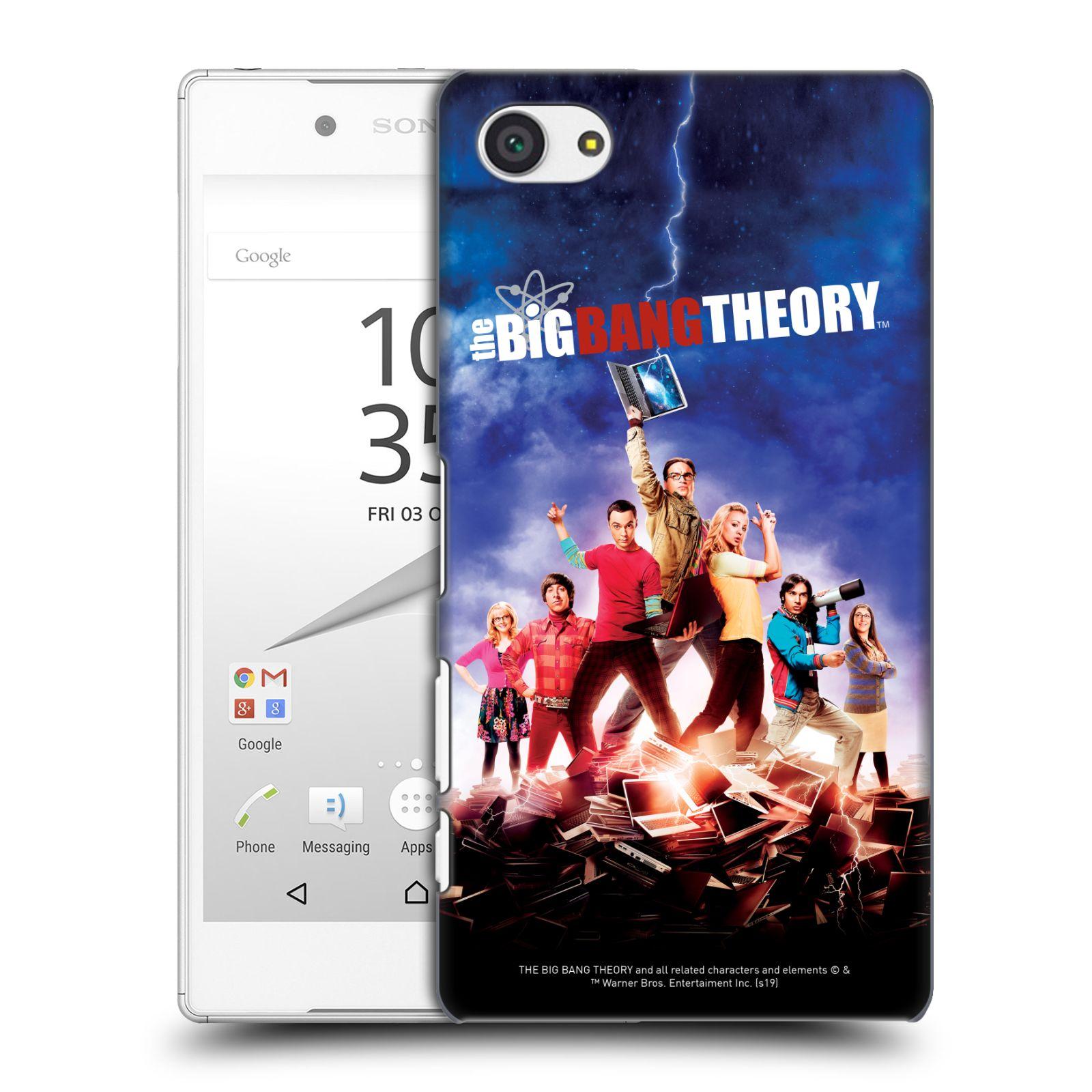 Pouzdro na mobil Sony Xperia Z5 COMPACT - HEAD CASE - Big Bang Theory - 5. sezóna