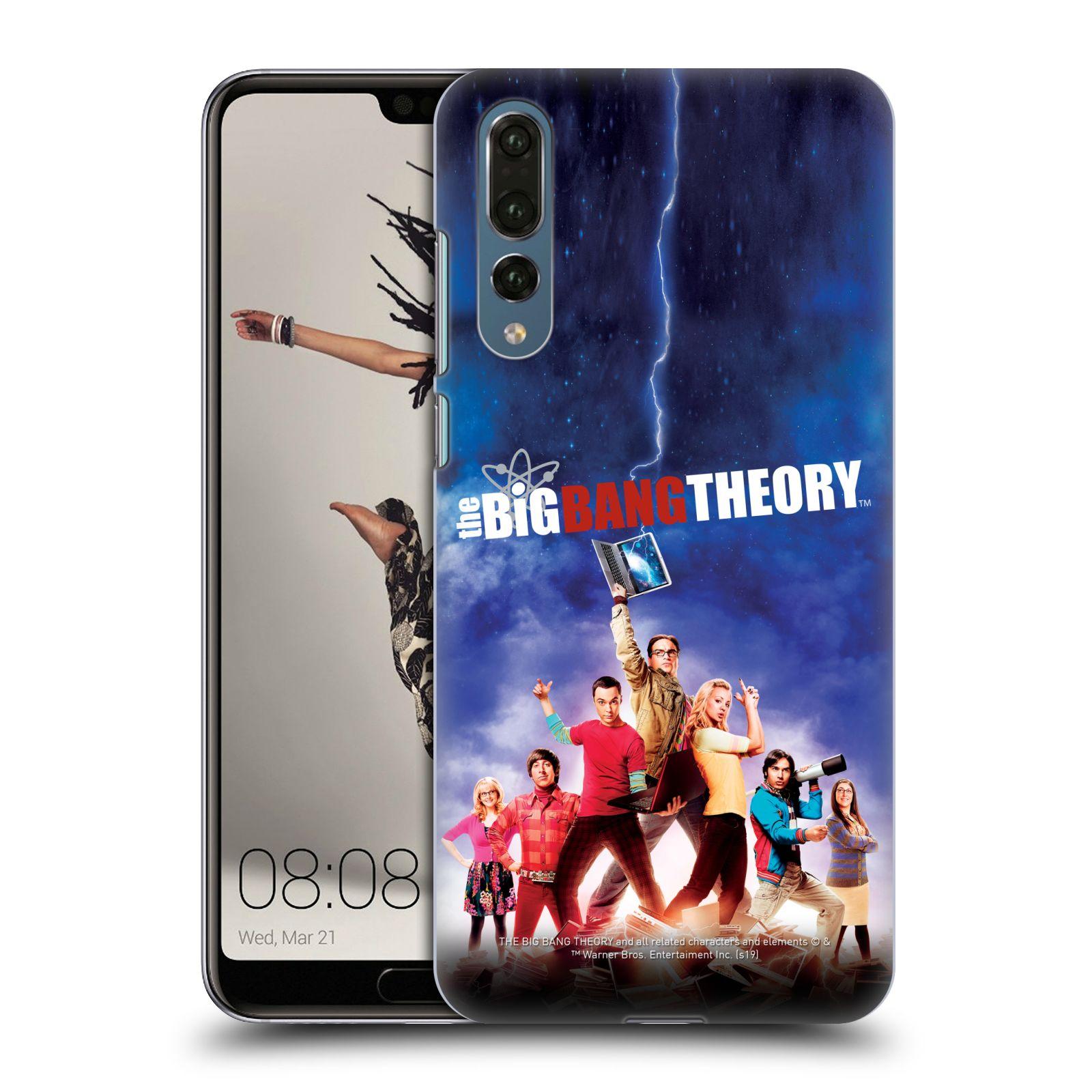 Pouzdro na mobil Huawei P20 PRO - HEAD CASE - Big Bang Theory - 5. sezóna