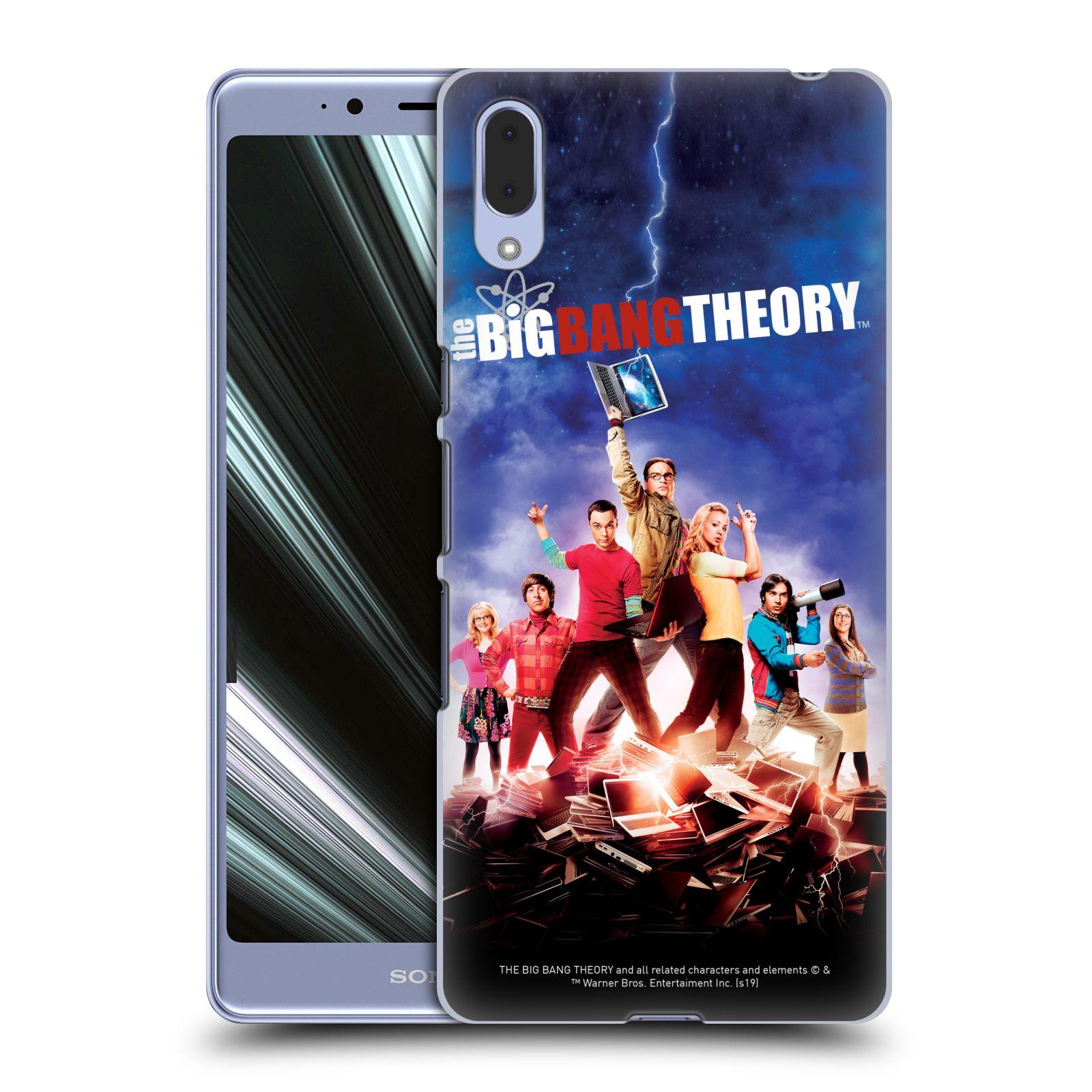 Pouzdro na mobil Sony Xperia L3 - HEAD CASE - Big Bang Theory - 5. sezóna