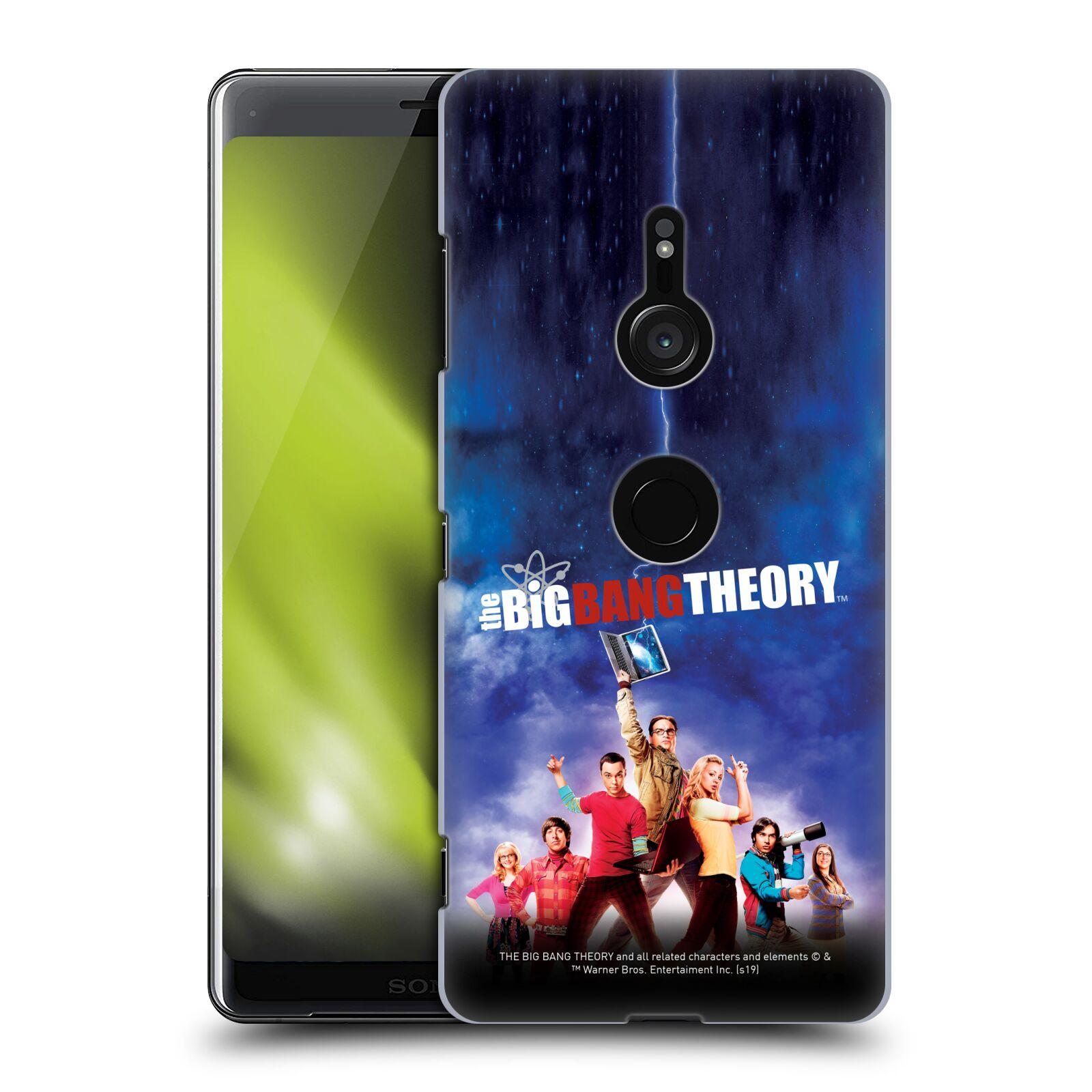 Pouzdro na mobil Sony Xperia XZ3 - HEAD CASE - Big Bang Theory - 5. sezóna
