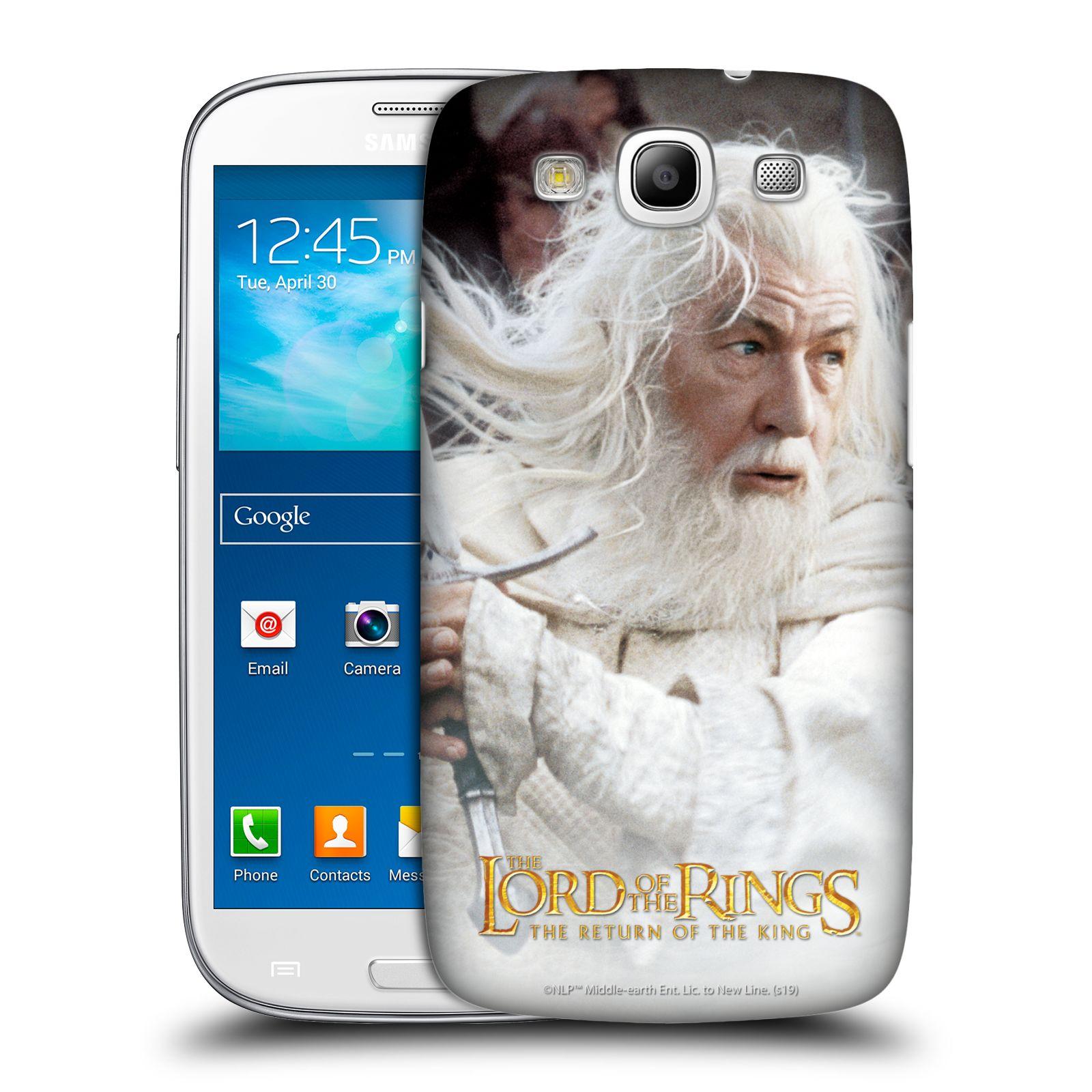 Pouzdro na mobil Samsung Galaxy S3 - HEAD CASE - Pán Prstenů - Čaroděj Gandalf