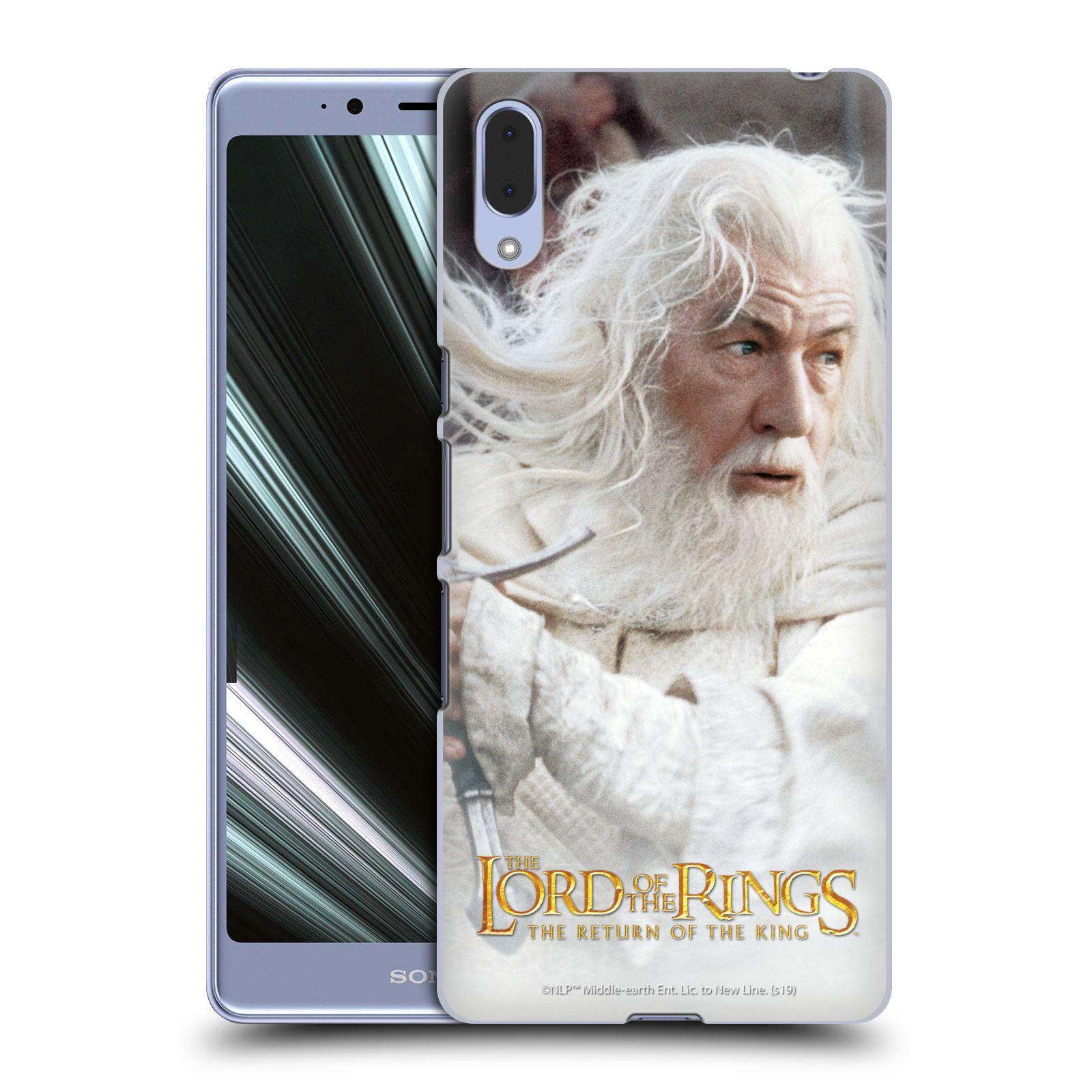 Pouzdro na mobil Sony Xperia L3 - HEAD CASE - Pán Prstenů - Čaroděj Gandalf