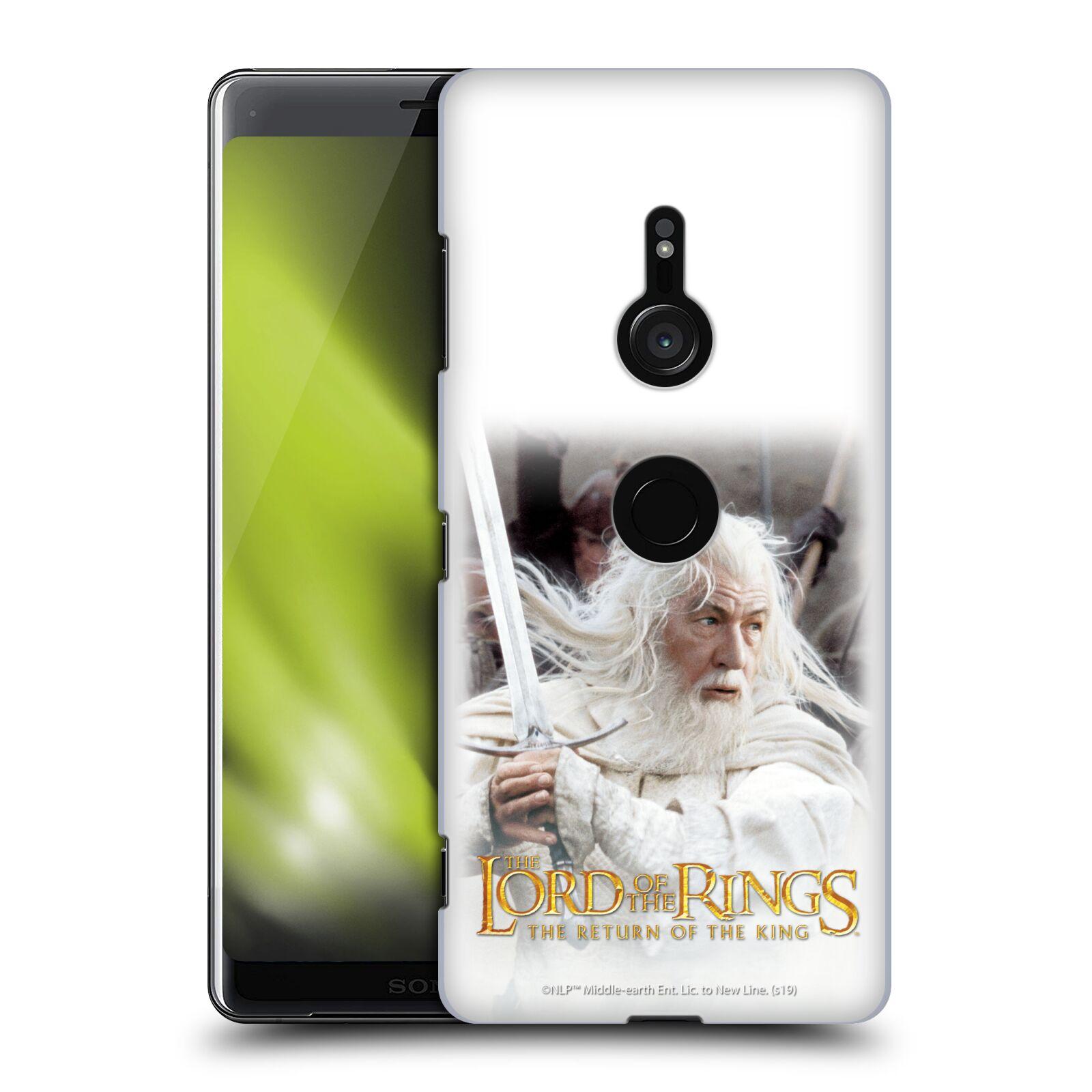 Pouzdro na mobil Sony Xperia XZ3 - HEAD CASE - Pán Prstenů - Čaroděj Gandalf