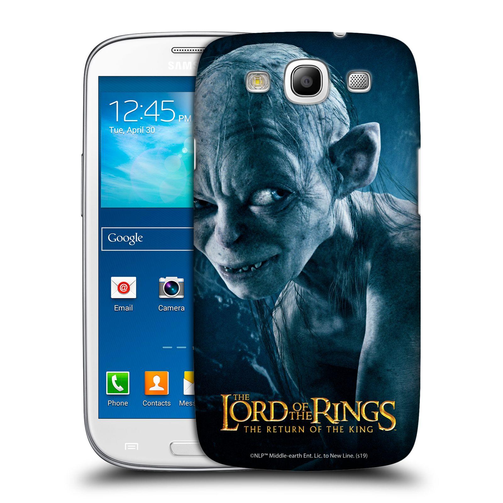 Pouzdro na mobil Samsung Galaxy S3 - HEAD CASE - Pán Prstenů - Smeagol milášek