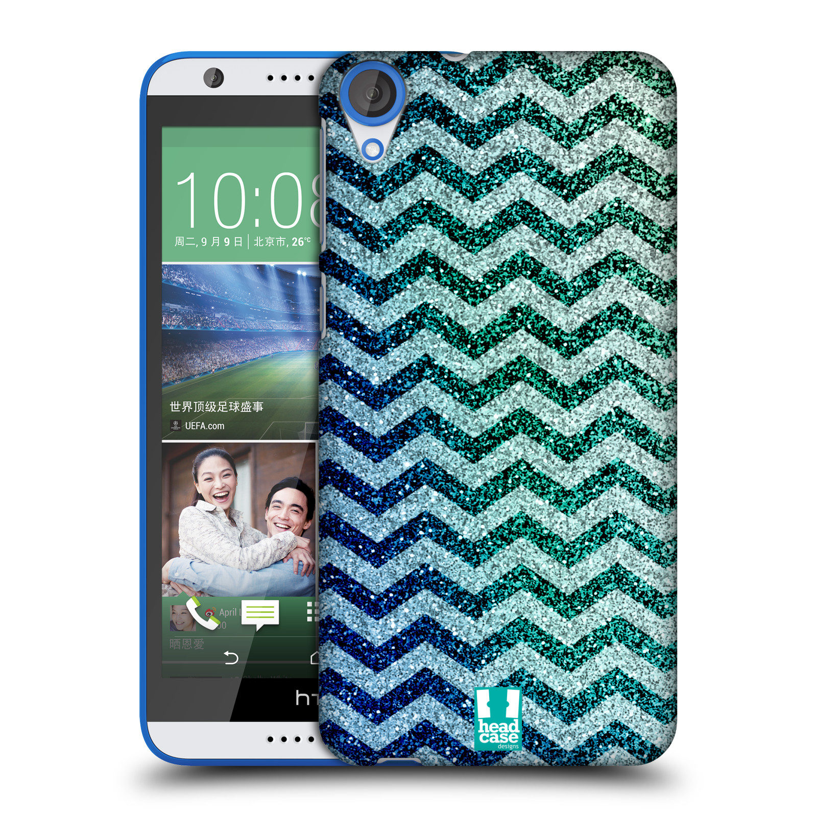 HEAD CASE DESIGNS TREND MIX CASE COVER FOR HTC DESIRE 820