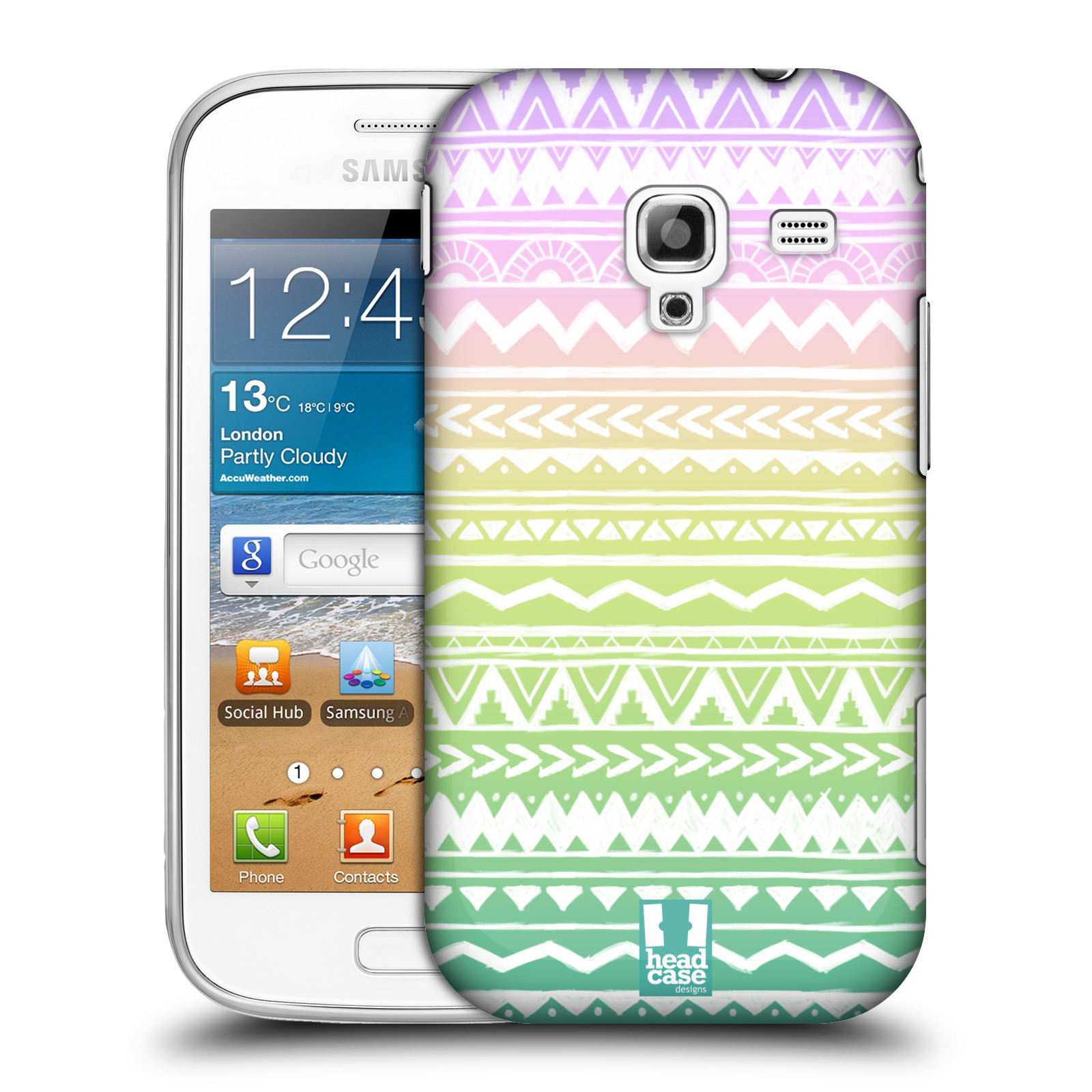 HEAD CASE DESIGNS TREND MIX CASE COVER FOR SAMSUNG GALAXY ACE 2 I8160