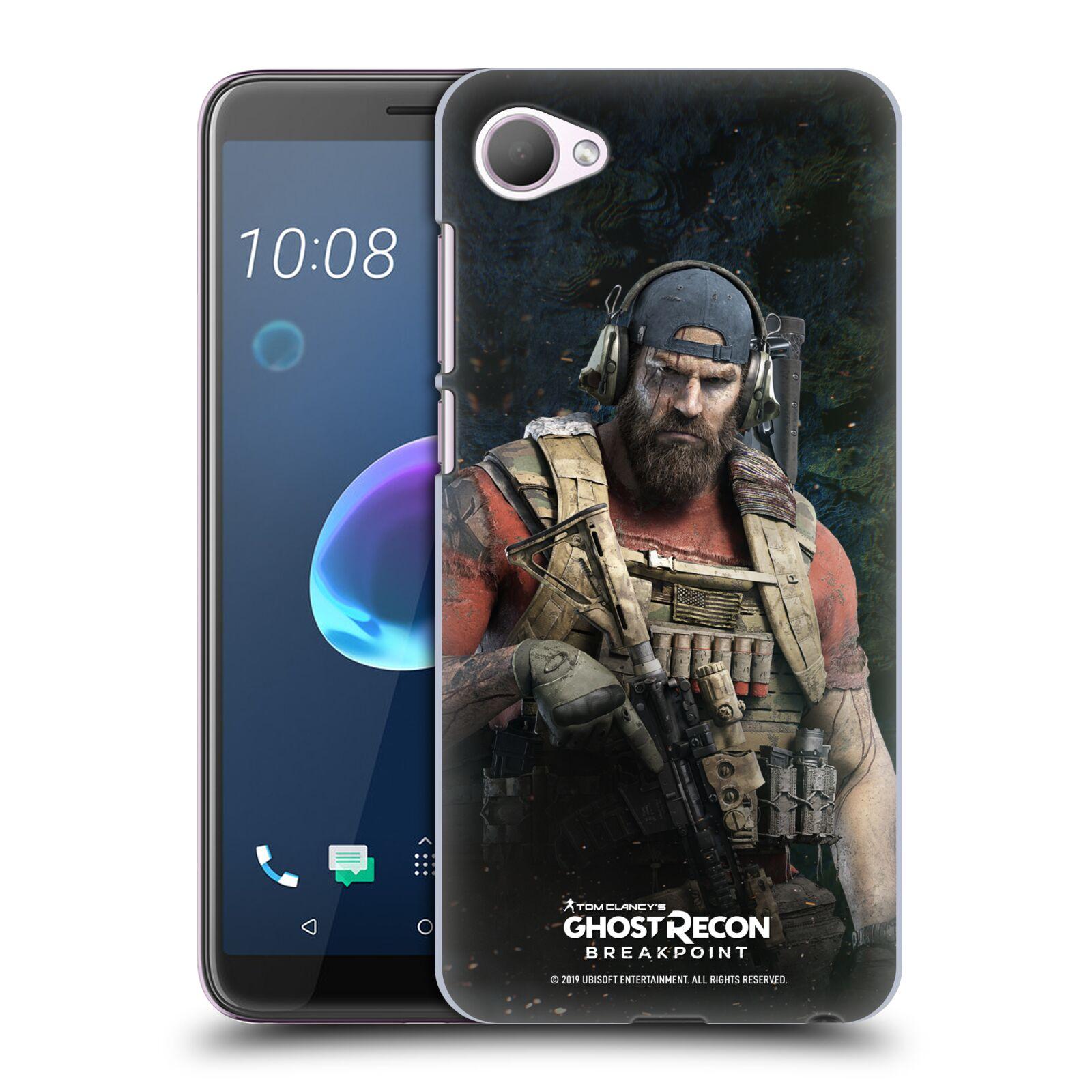 Pouzdro na mobil HTC Desire 12 / Desire 12 DUAL SIM - HEAD CASE - Tom Clancys Ghost Recon BreakPoint - Nomad