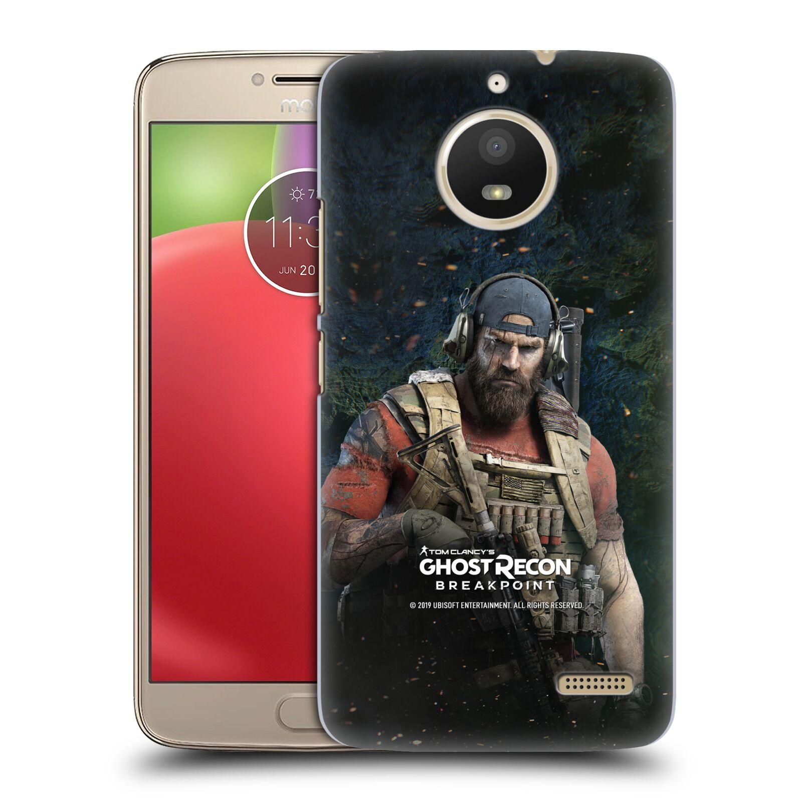 Pouzdro na mobil Lenovo Moto E4 - HEAD CASE - Tom Clancys Ghost Recon BreakPoint - Nomad