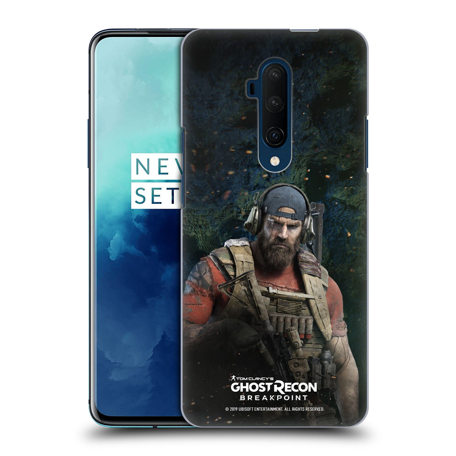 Pouzdro na mobil OnePlus 7T Pro - HEAD CASE - Tom Clancys Ghost Recon BreakPoint - Nomad