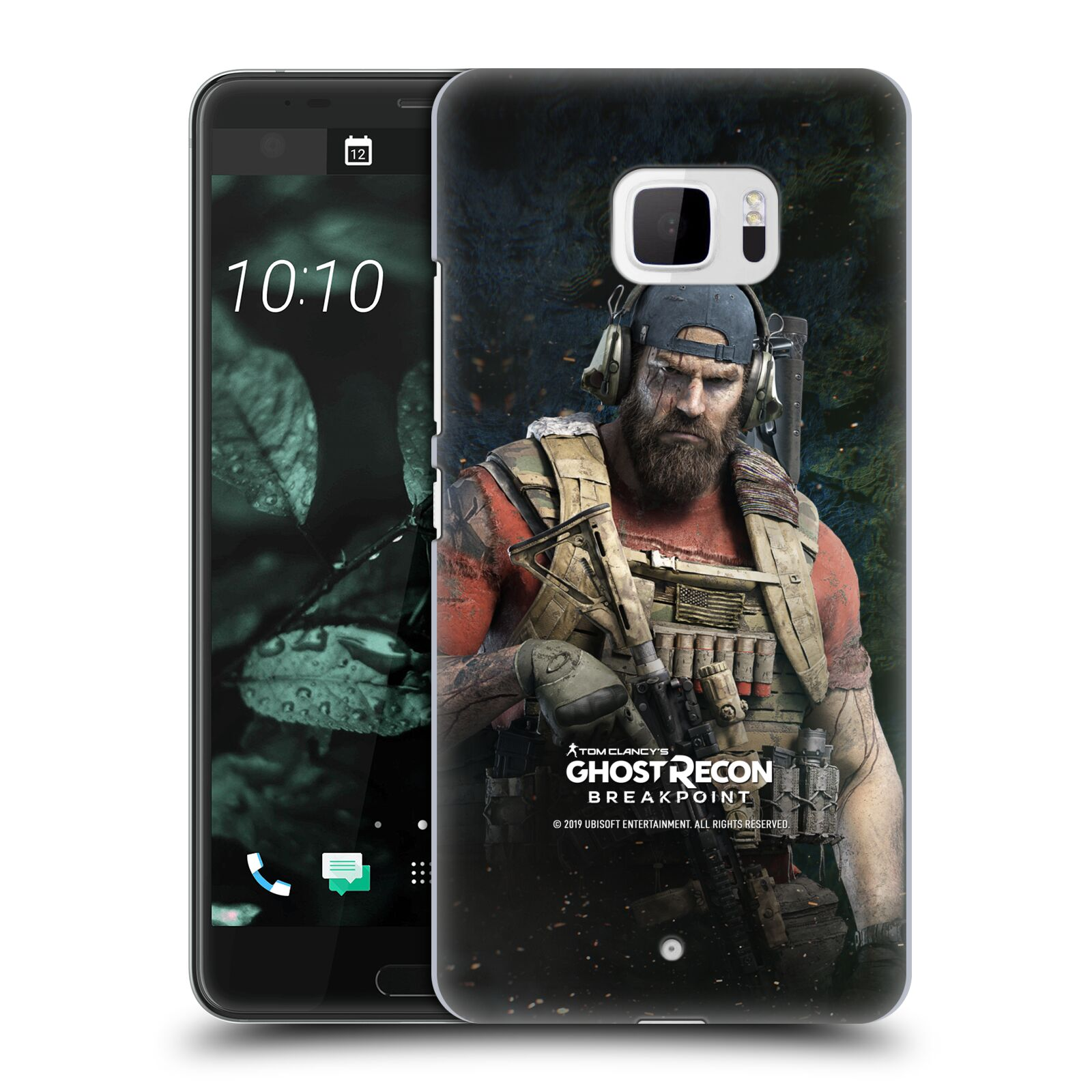 Pouzdro na mobil HTC U Ultra - HEAD CASE - Tom Clancys Ghost Recon BreakPoint - Nomad