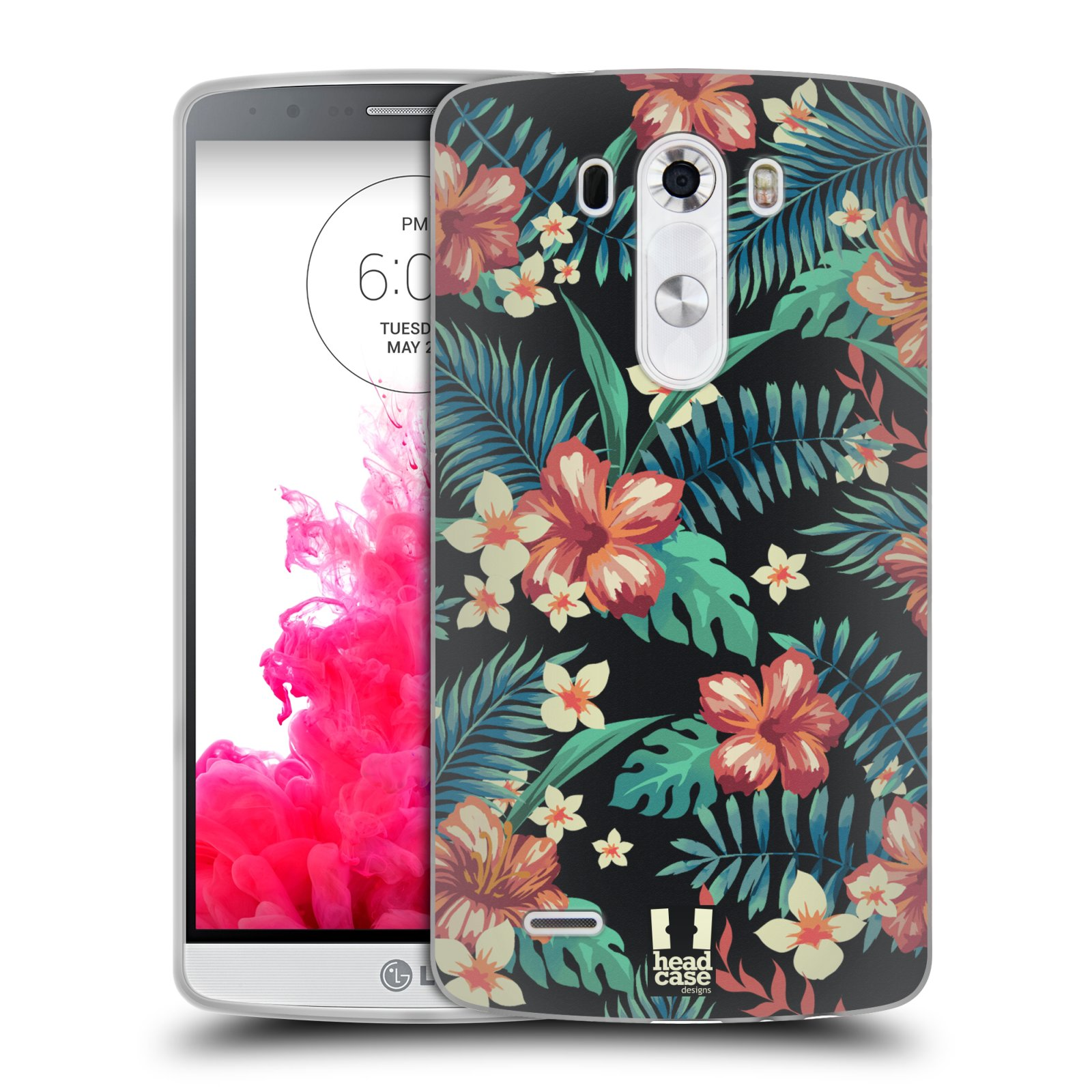 HEAD-CASE-DESIGNS-IMPRIMEES-TROPICAUX-ETUI-COQUE-EN-GEL-POUR-LG-TELEPHONES-1