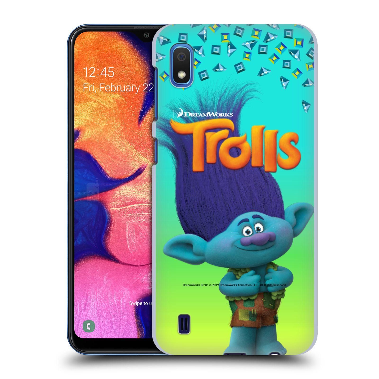 Pouzdro na mobil Samsung Galaxy A10 - HEAD CASE - Pohádka - Trollové skřítek Branch