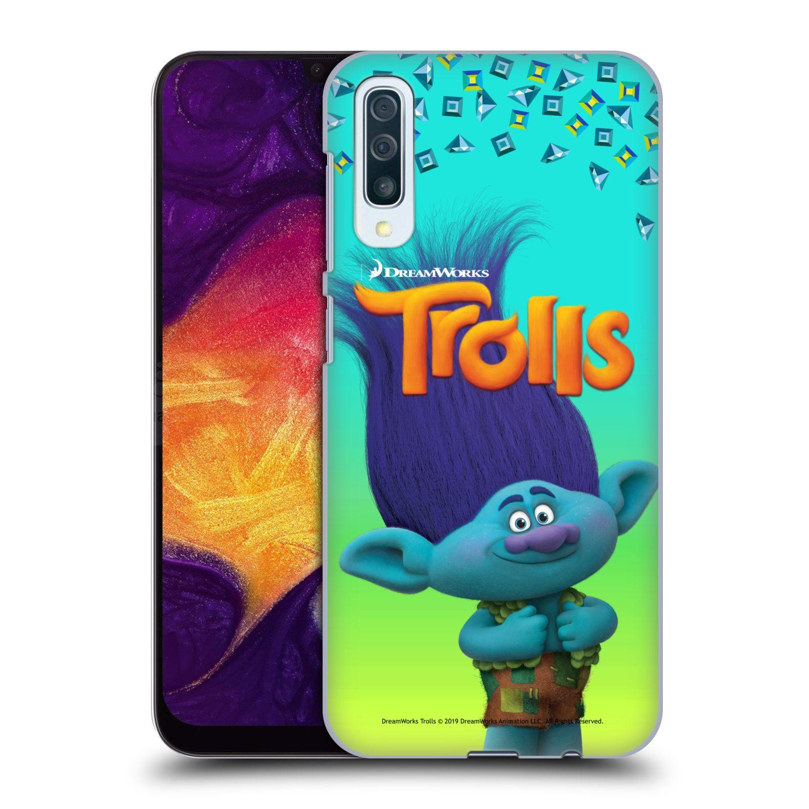 Pouzdro na mobil Samsung Galaxy A50 - HEAD CASE - Pohádka - Trollové skřítek Branch