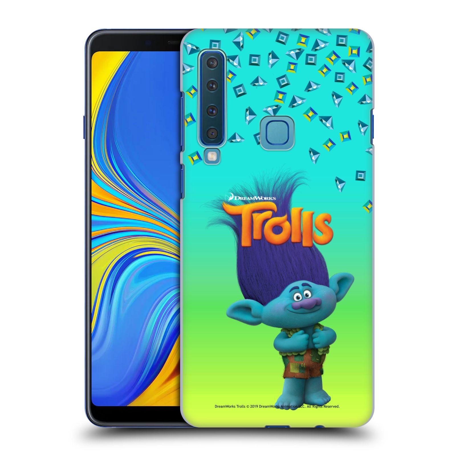 Pouzdro na mobil Samsung Galaxy A9 2018 - HEAD CASE - Pohádka - Trollové skřítek Branch