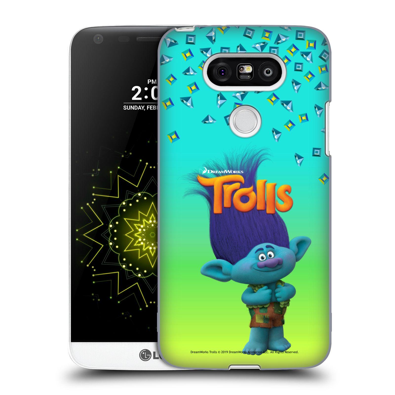 Pouzdro na mobil LG G5 - HEAD CASE - Pohádka - Trollové skřítek Branch