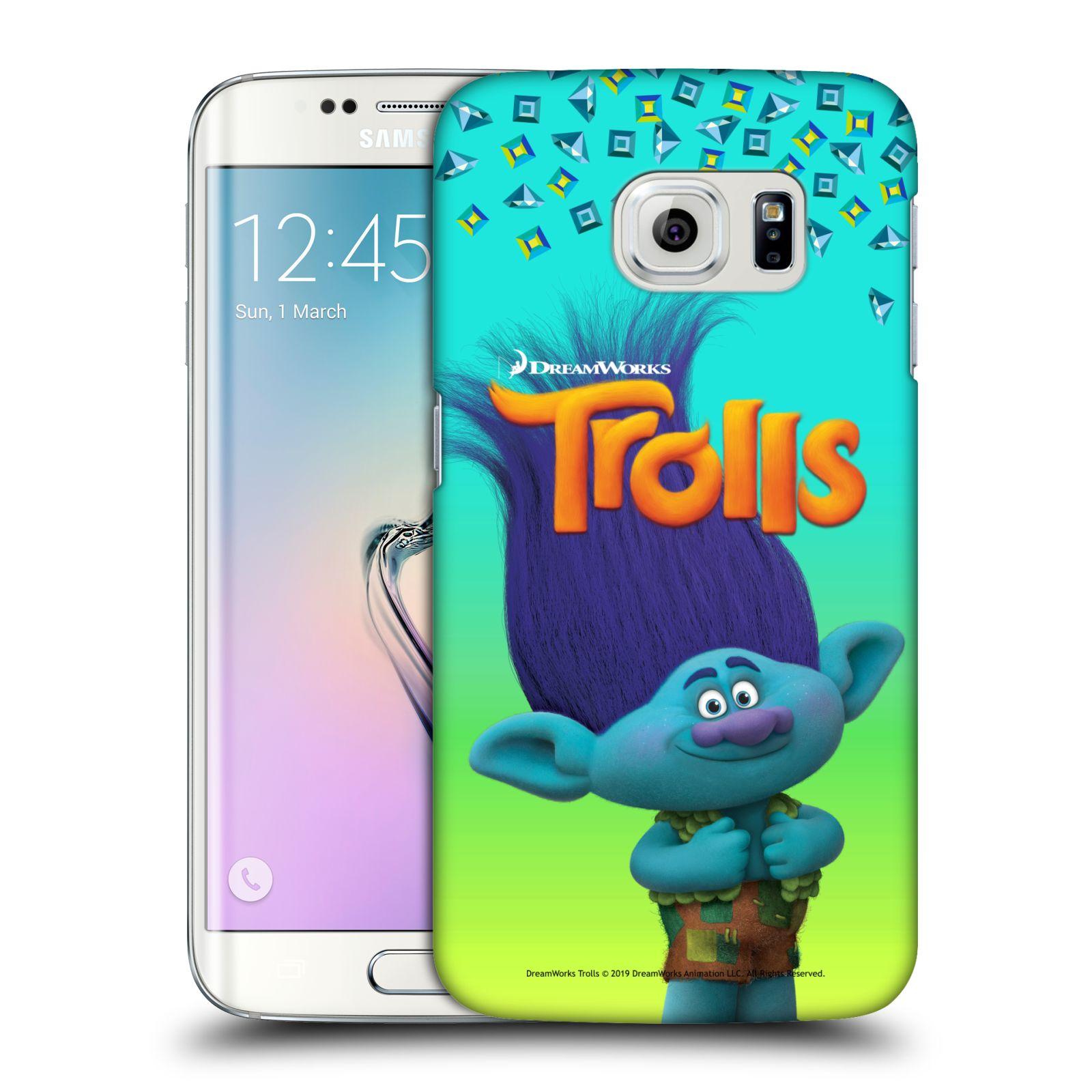 Pouzdro na mobil Samsung Galaxy S6 EDGE - HEAD CASE - Pohádka - Trollové skřítek Branch