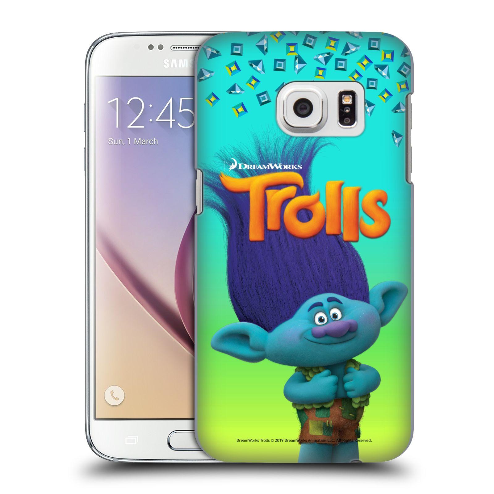 Pouzdro na mobil Samsung Galaxy S7 - HEAD CASE - Pohádka - Trollové skřítek Branch