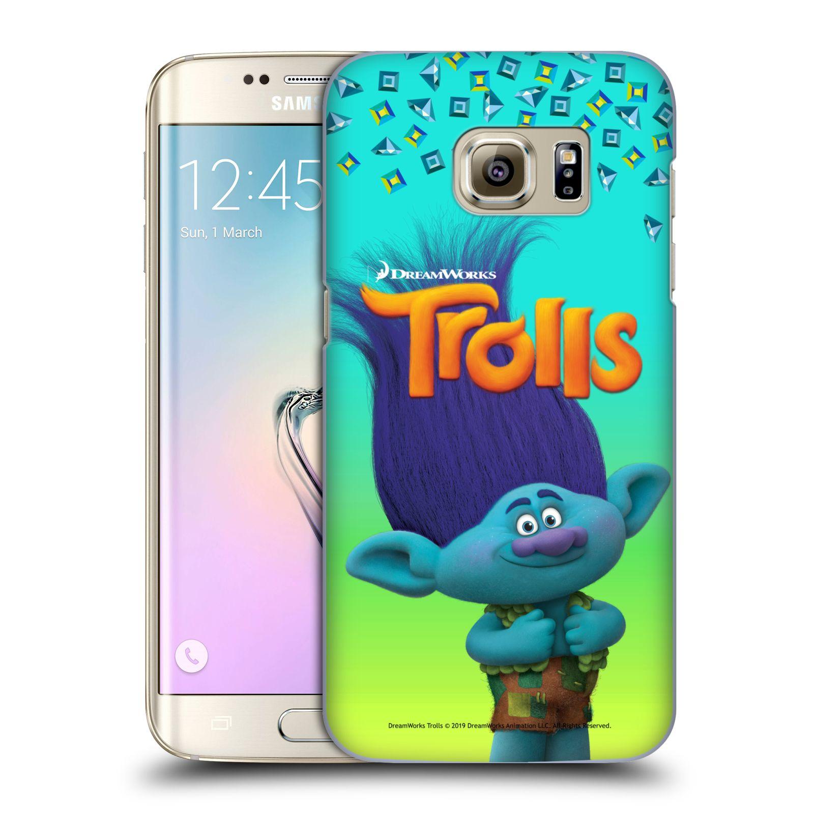 Pouzdro na mobil Samsung Galaxy S7 EDGE - HEAD CASE - Pohádka - Trollové skřítek Branch