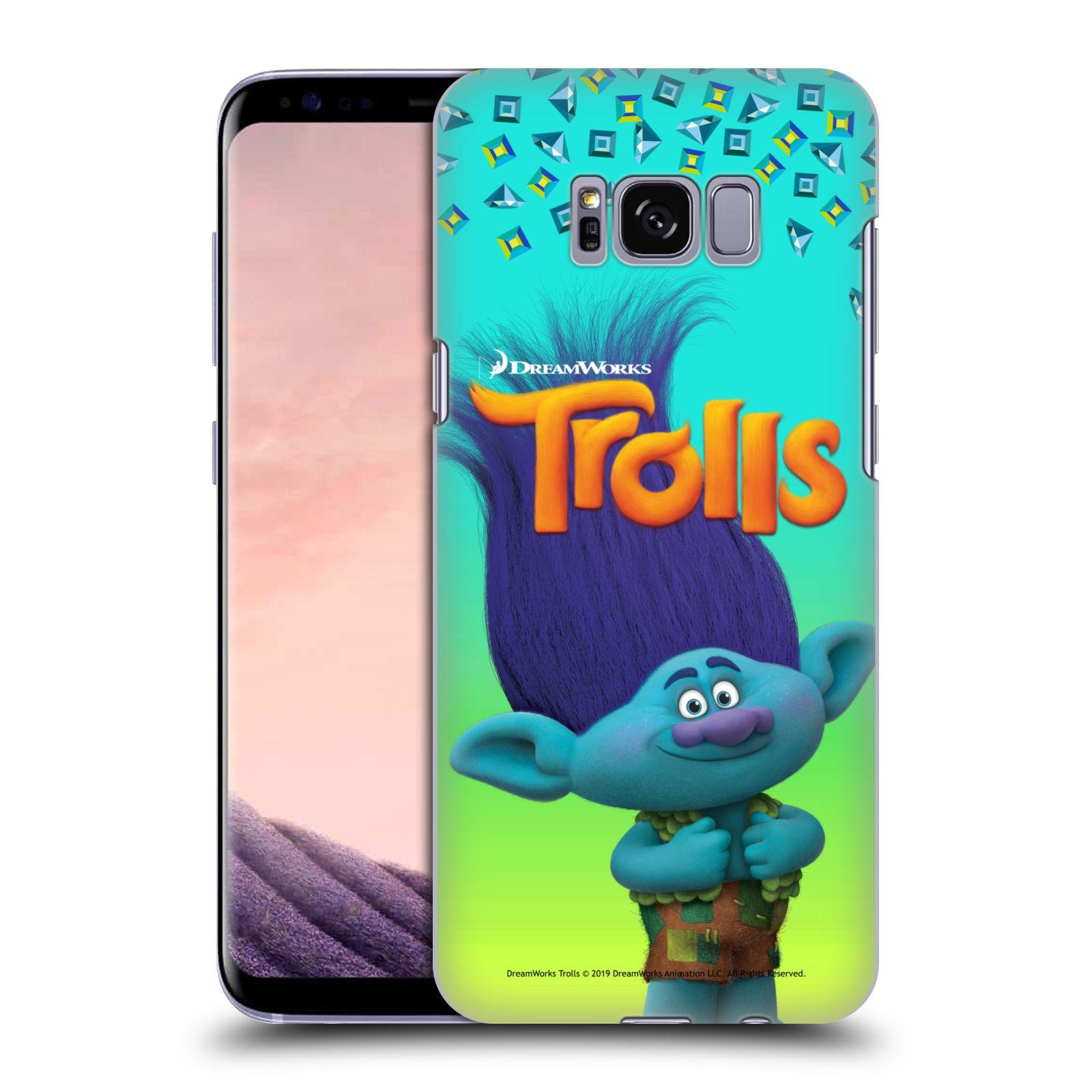 Pouzdro na mobil Samsung Galaxy S8 - HEAD CASE - Pohádka - Trollové skřítek Branch