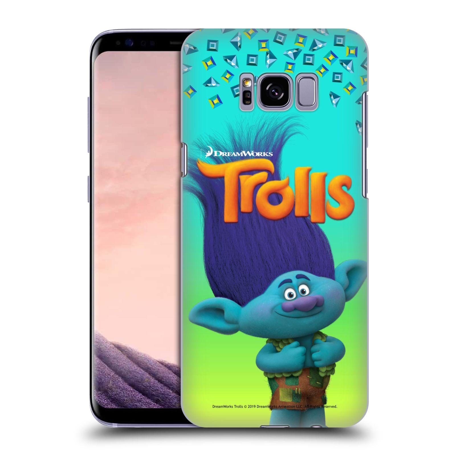 Pouzdro na mobil Samsung Galaxy S8 PLUS - HEAD CASE - Pohádka - Trollové skřítek Branch
