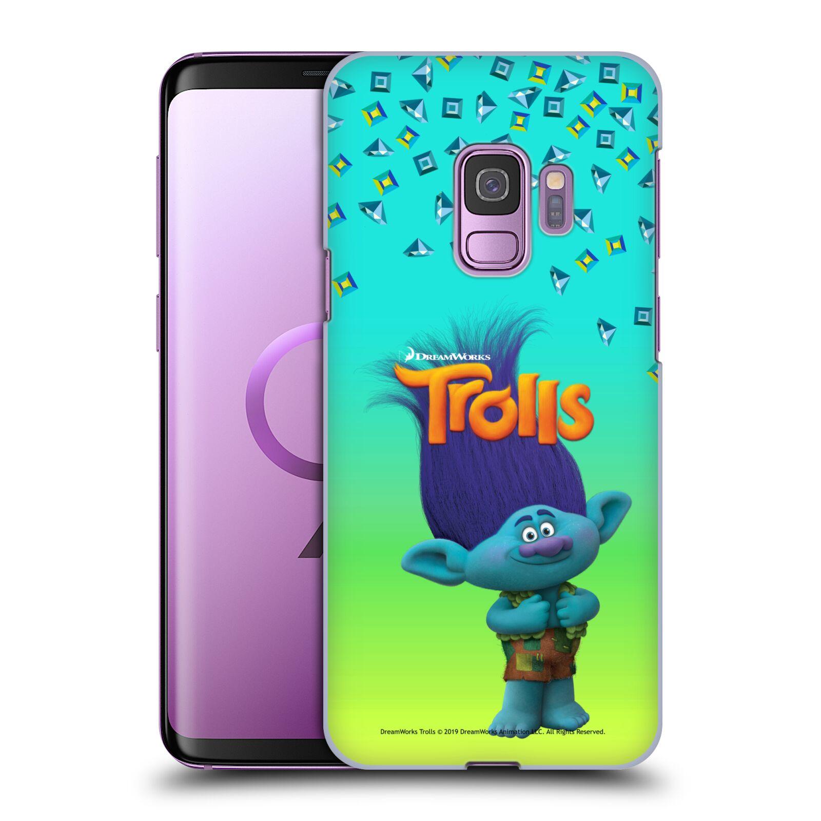 Pouzdro na mobil Samsung Galaxy S9 - HEAD CASE - Pohádka - Trollové skřítek Branch