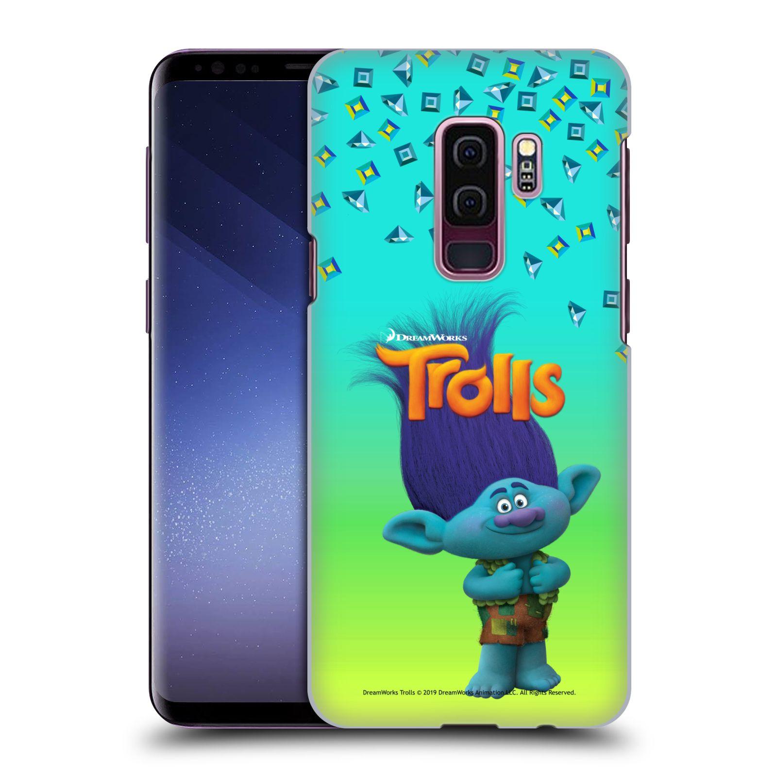 Pouzdro na mobil Samsung Galaxy S9+ / S9 PLUS - HEAD CASE - Pohádka - Trollové skřítek Branch