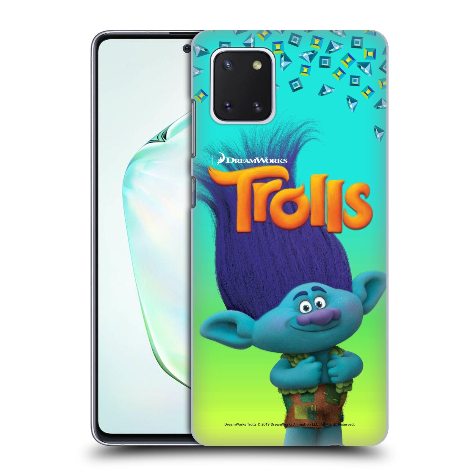 Pouzdro na mobil Samsung Galaxy Note 10 LITE - HEAD CASE - Pohádka - Trollové skřítek Branch