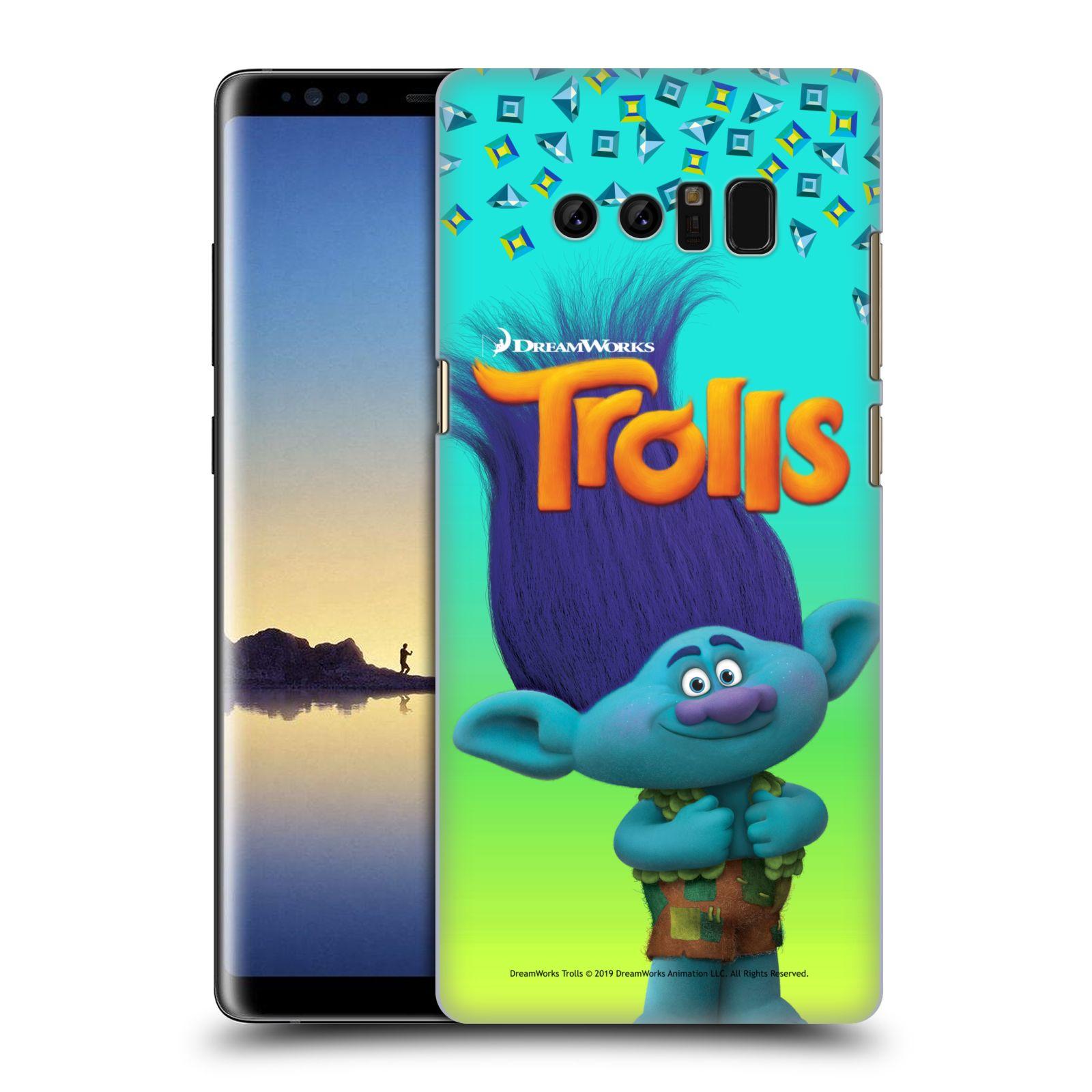 Pouzdro na mobil Samsung Galaxy Note 8 - HEAD CASE - Pohádka - Trollové skřítek Branch