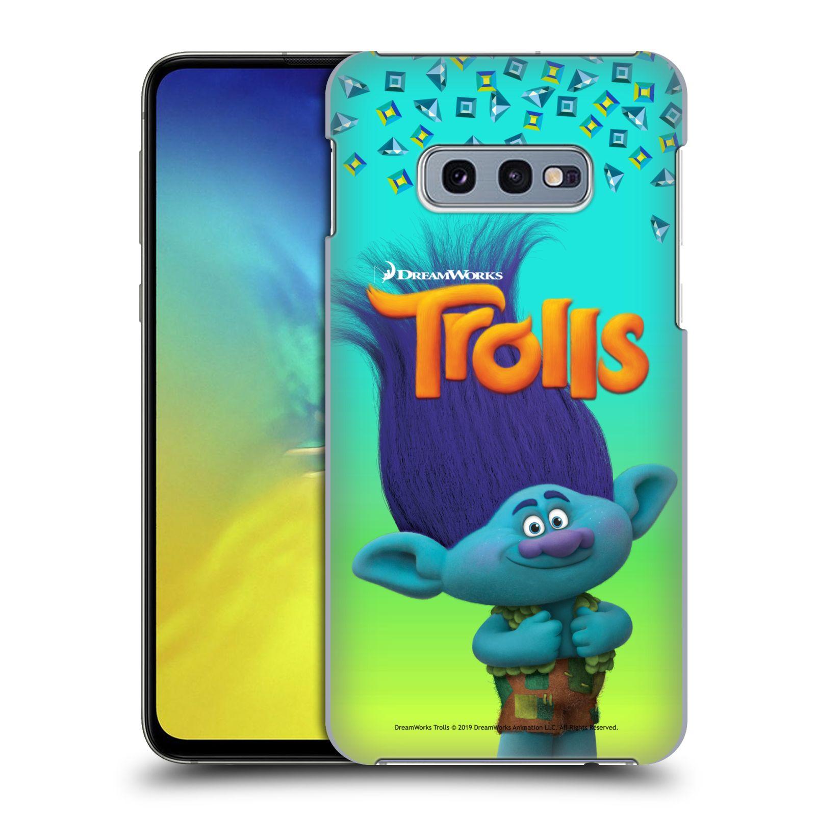 Pouzdro na mobil Samsung Galaxy S10e - HEAD CASE - Pohádka - Trollové skřítek Branch