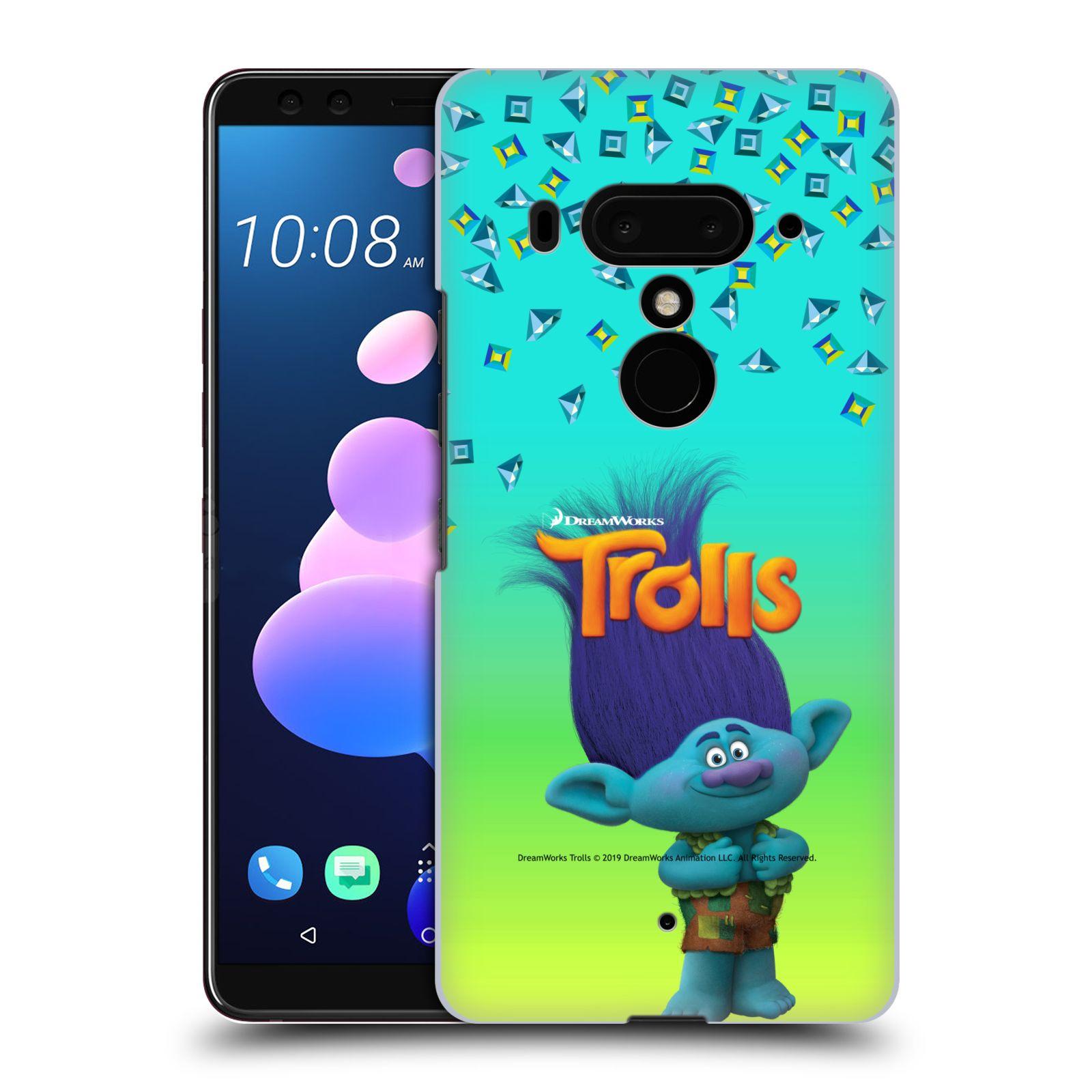 Pouzdro na mobil HTC U 12 PLUS / U 12+ DUAL SIM - HEAD CASE - Pohádka - Trollové skřítek Branch