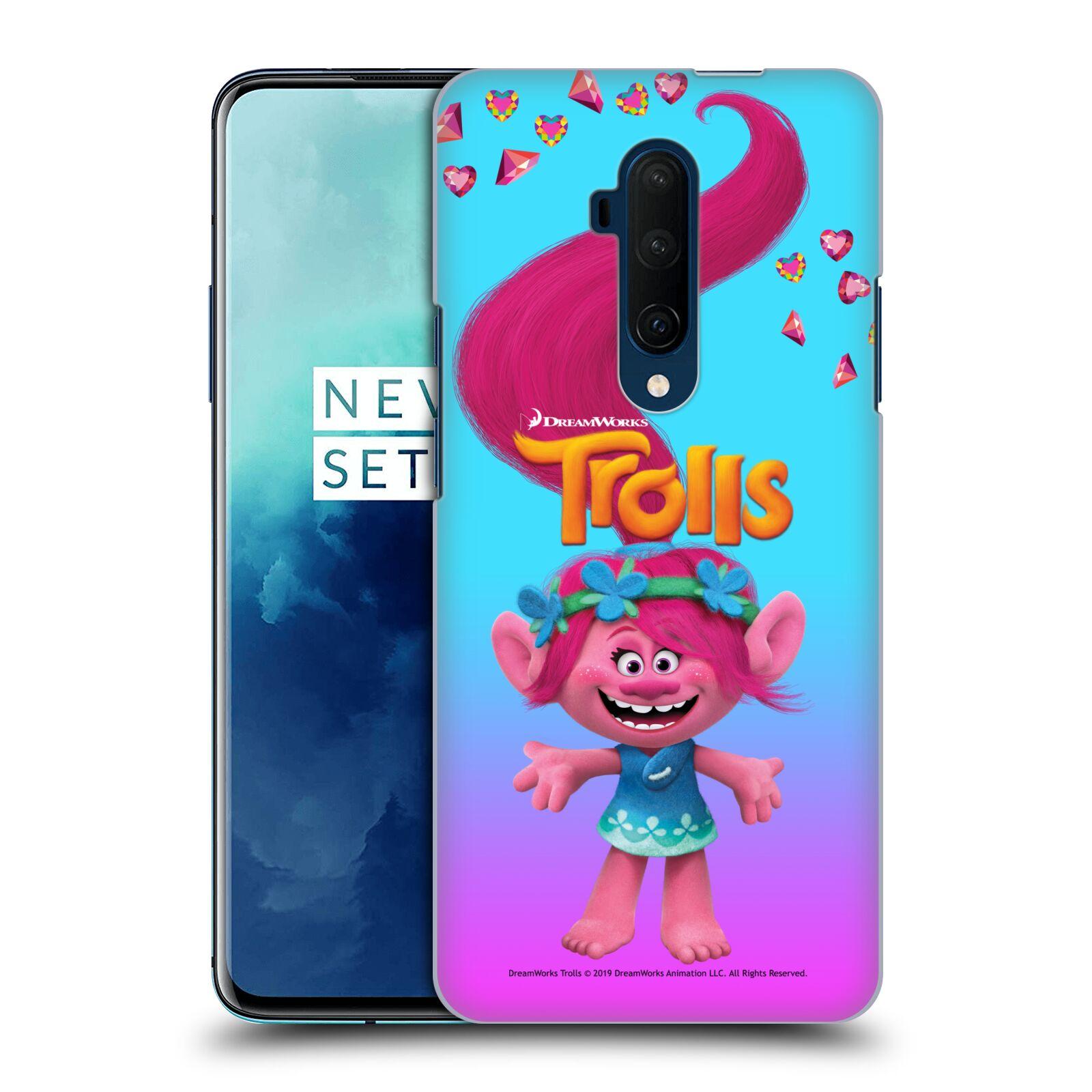 Pouzdro na mobil OnePlus 7T Pro - HEAD CASE - Pohádka - Trollové skřítek holčička Poppy